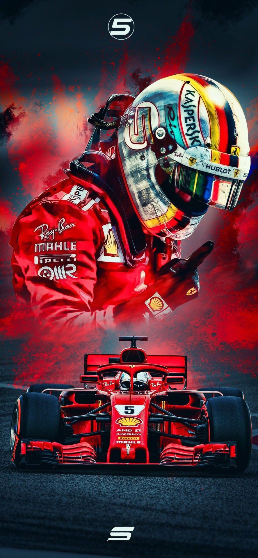 Vettel Wallpapers Top Free Vettel Backgrounds Wallpaperaccess