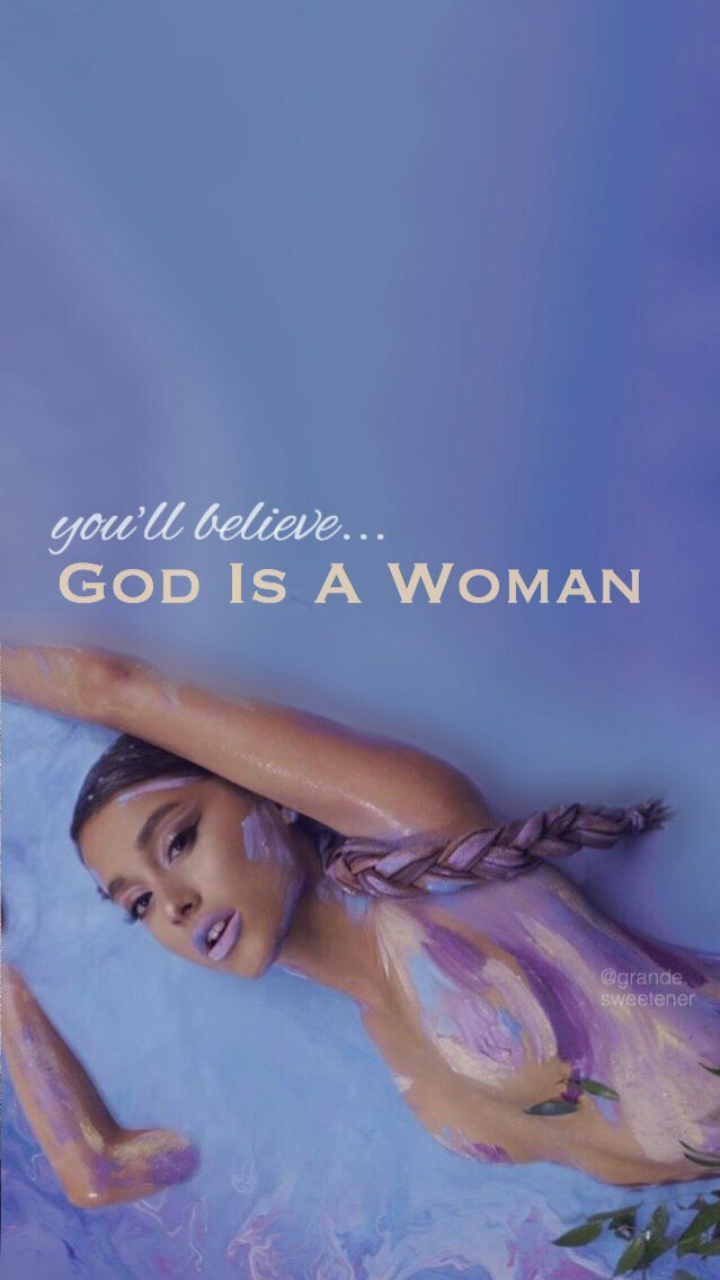 Ariana Grande God Is A Woman Wallpapers Top Free Ariana Grande