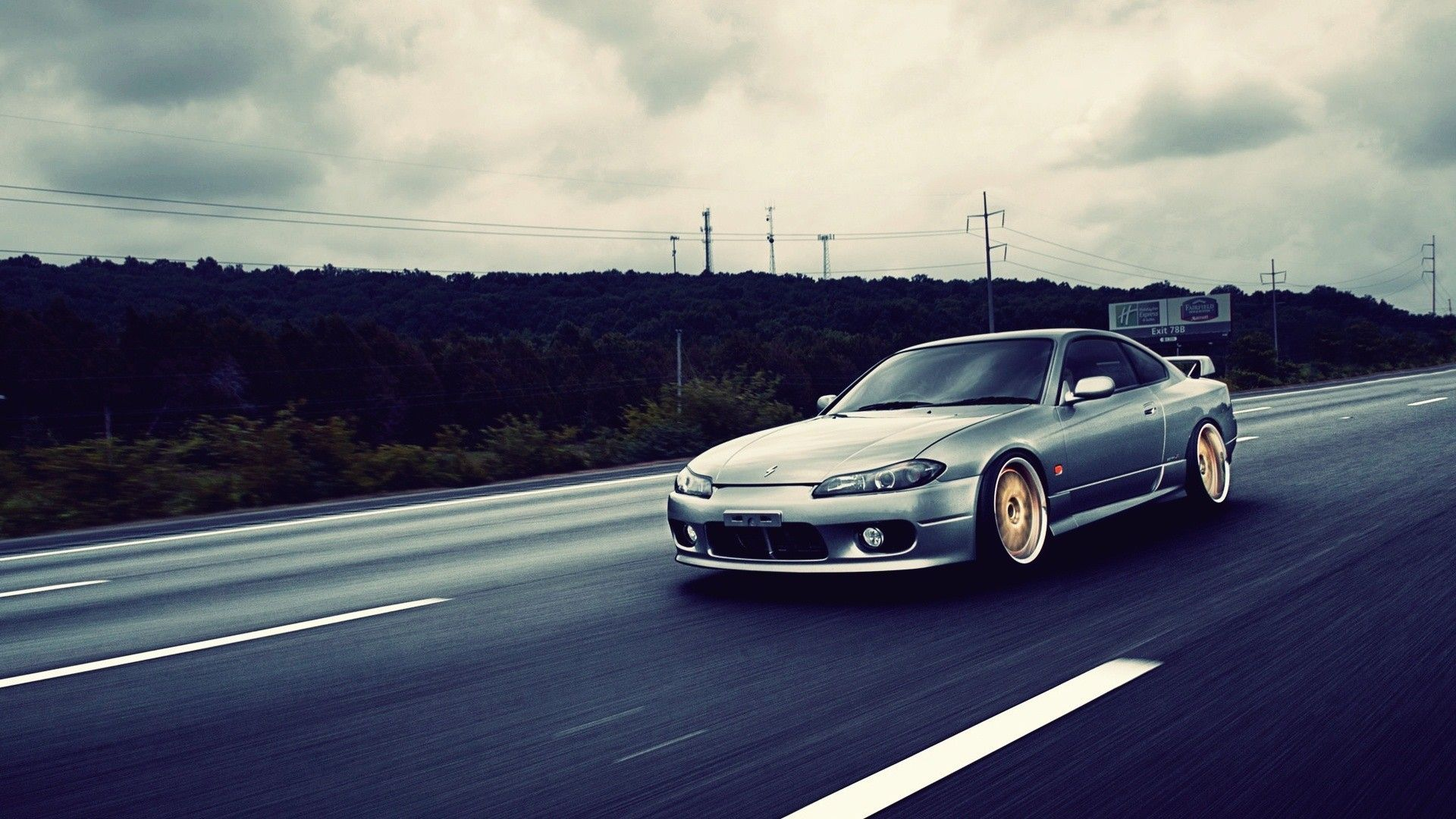 Nissan S15 Wallpapers Top Free Nissan S15 Backgrounds Wallpaperaccess