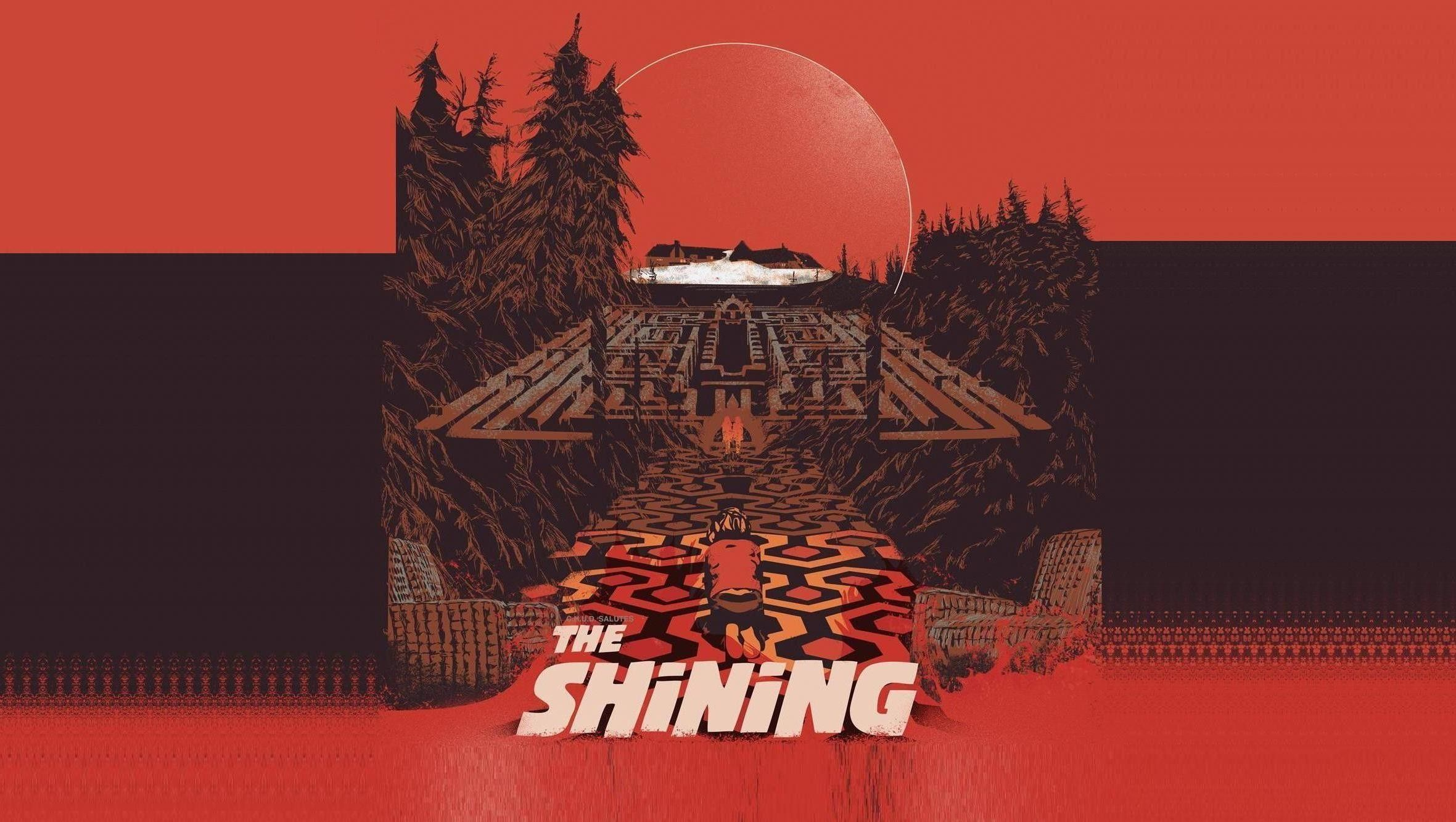 The Shining Wallpapers Top Free The Shining Backgrounds Wallpaperaccess