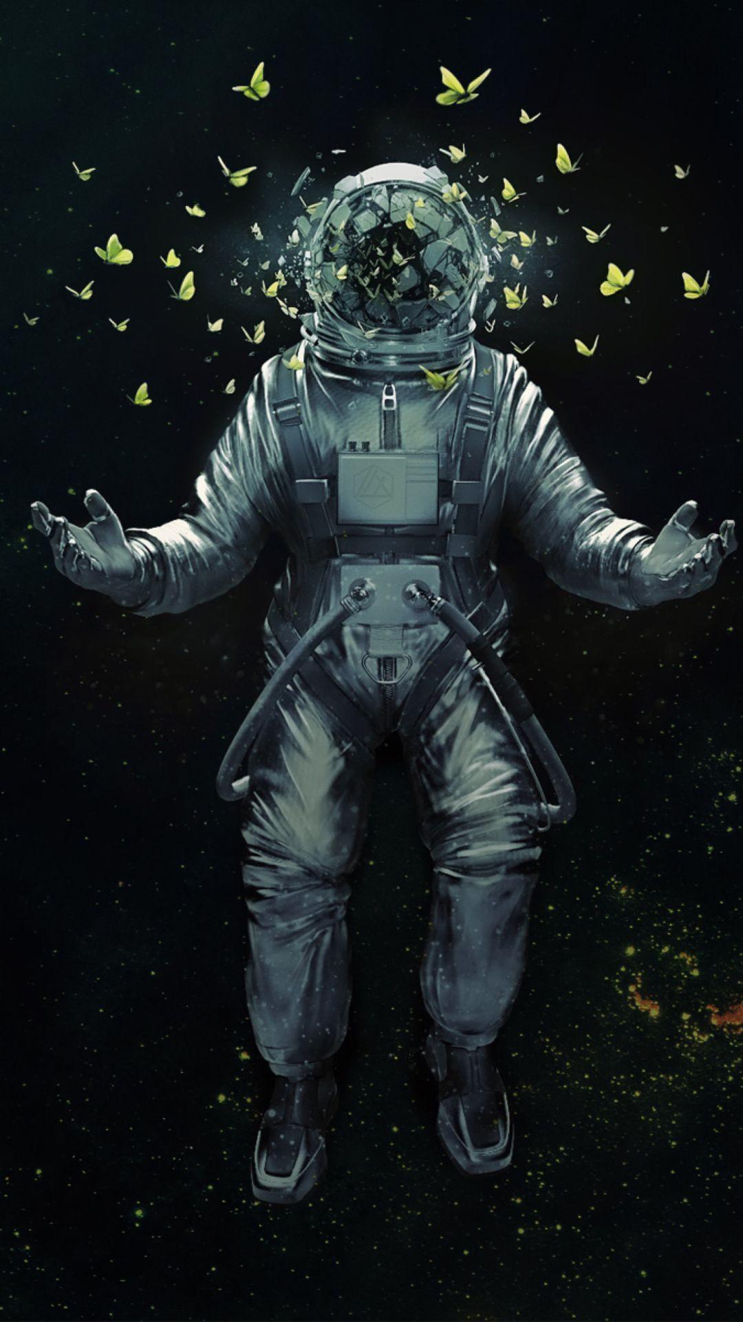 Astronaut Phone Wallpapers Top Free Astronaut Phone
