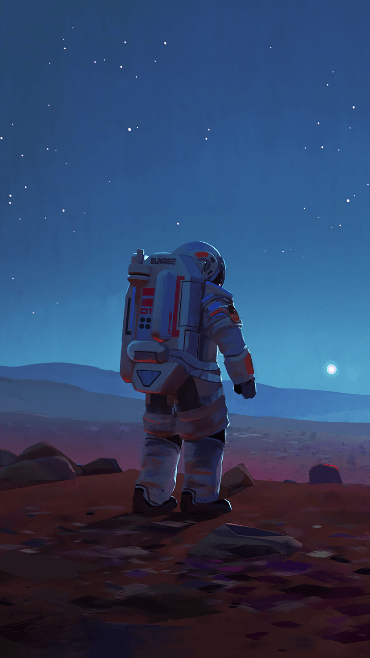 Astronaut Phone Wallpapers Top Free Astronaut Phone Backgrounds Wallpaperaccess