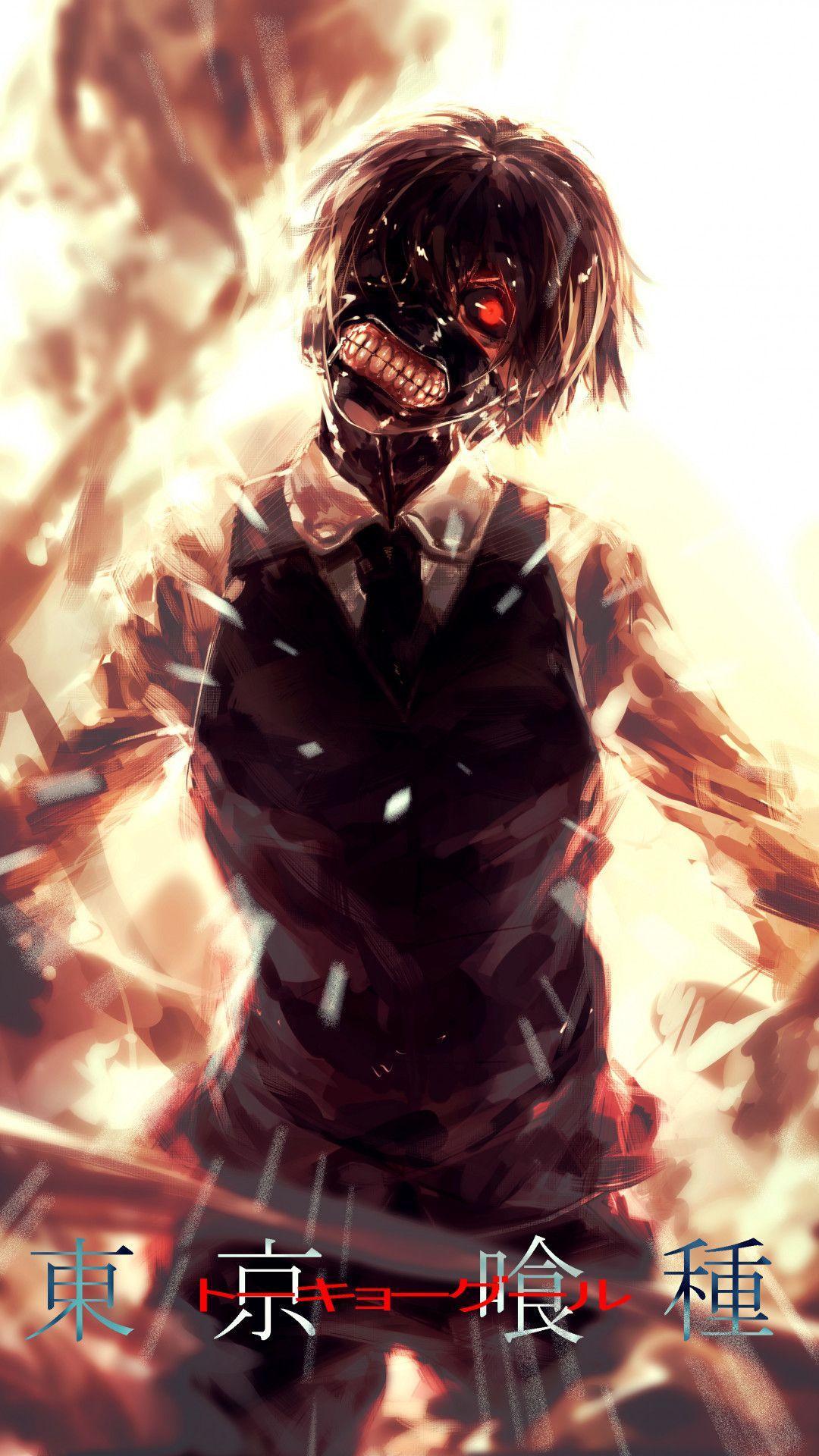 1080x1920 Tokyo Ghoul Hình nền iPhone