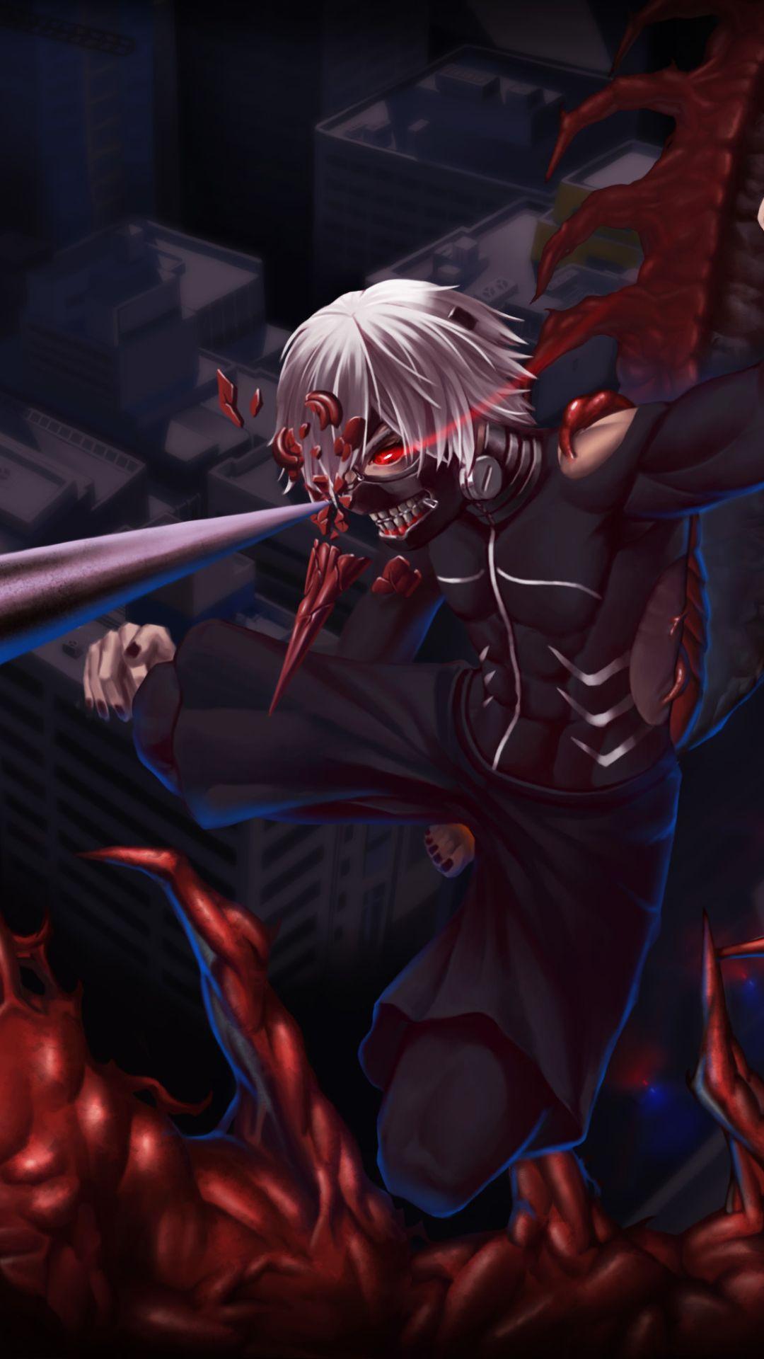 Hình nền 1080x1920 Anime Tokyo Ghoul (1080x1920)