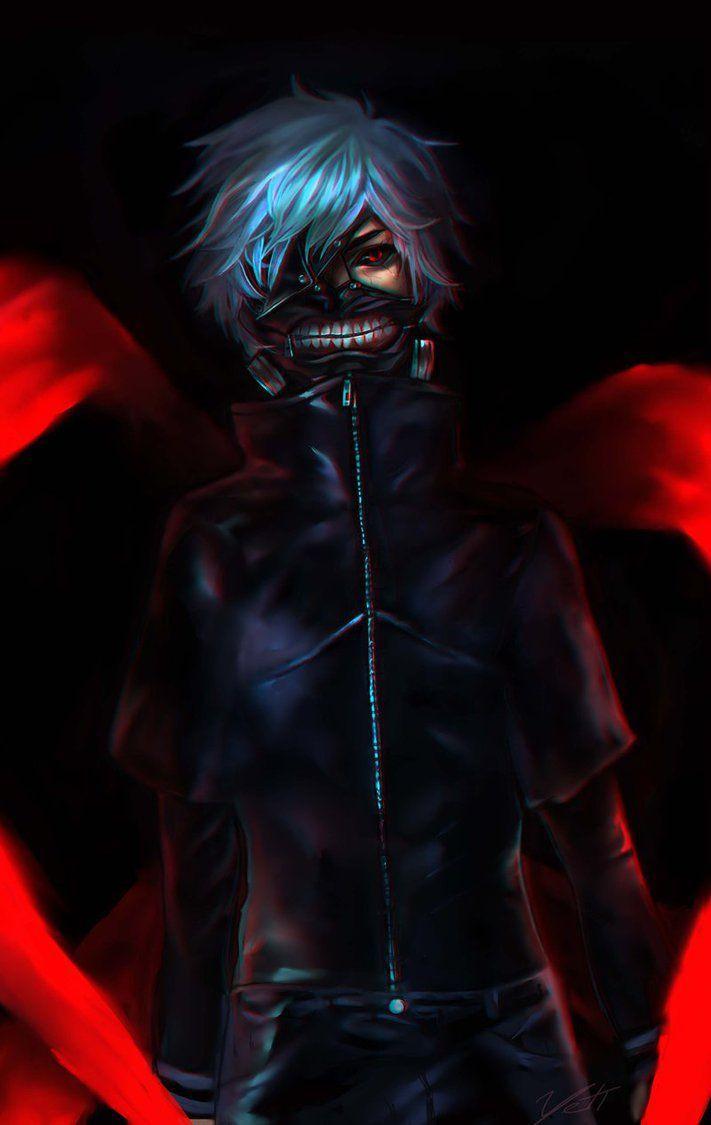 711x1125 Tokyo Ghoul: Kaneki