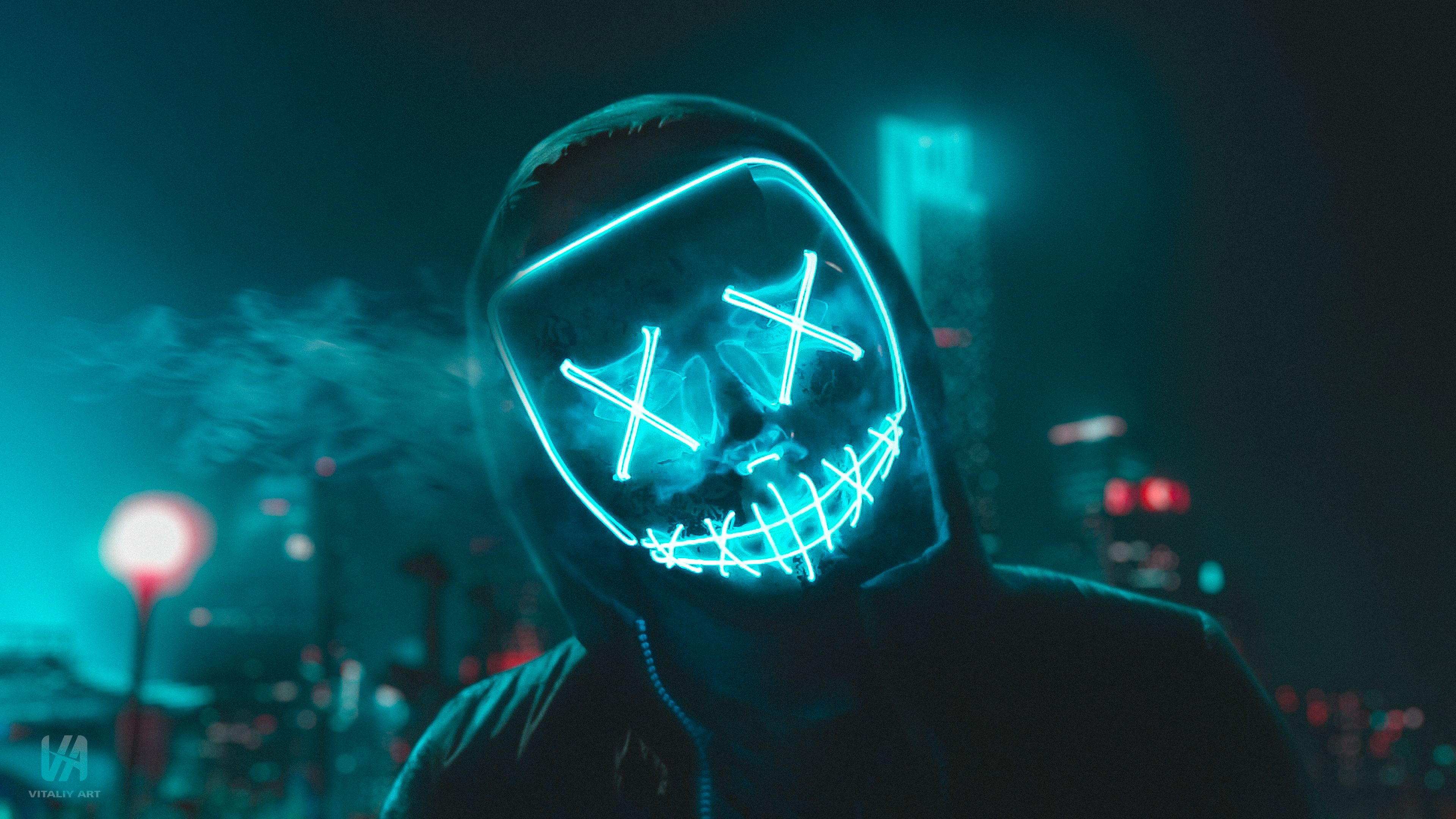 Purge Mask Wallpapers Top Free Purge Mask Backgrounds