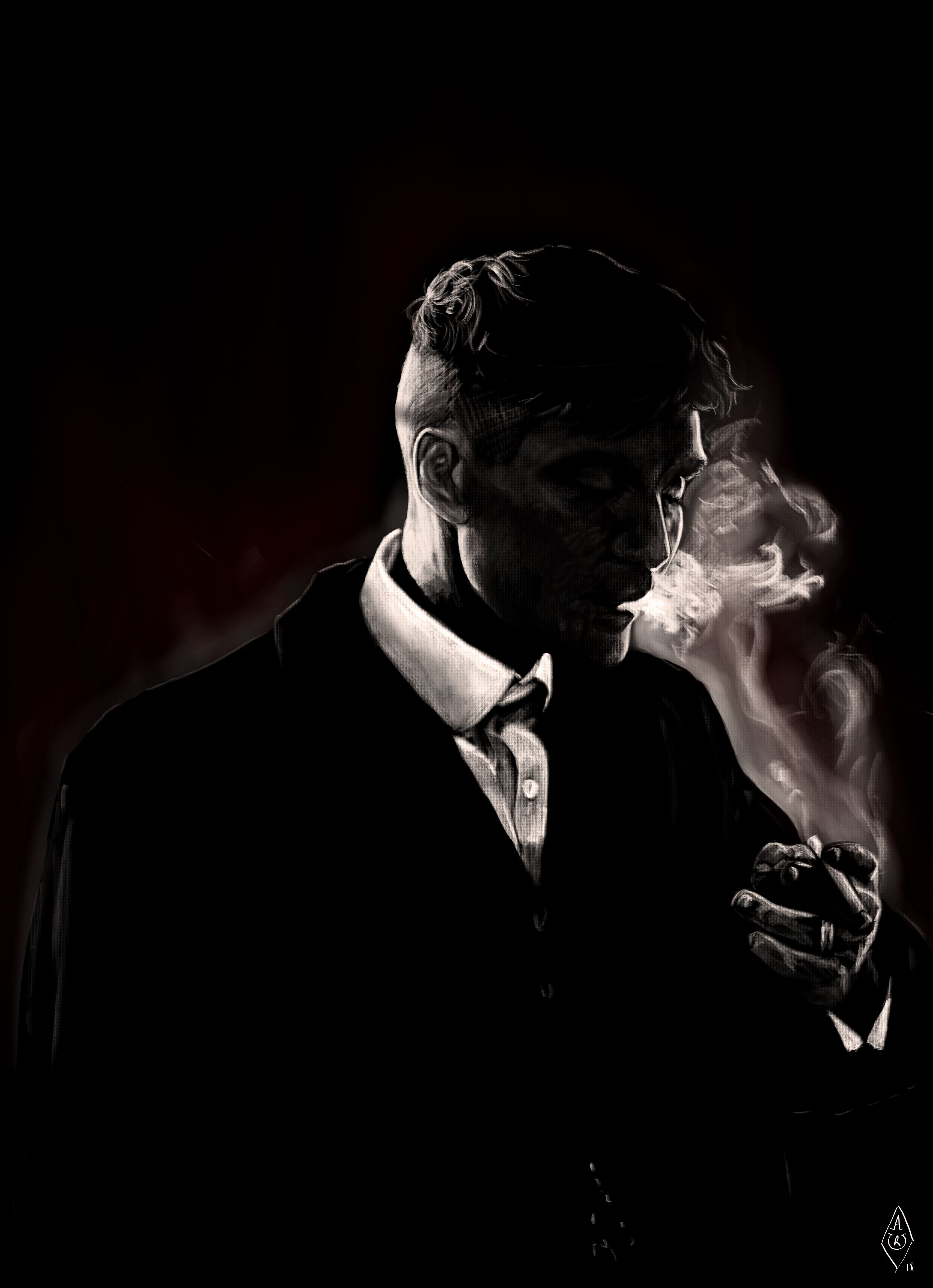 Thomas Shelby Wallpapers Top Free Thomas Shelby Backgrounds