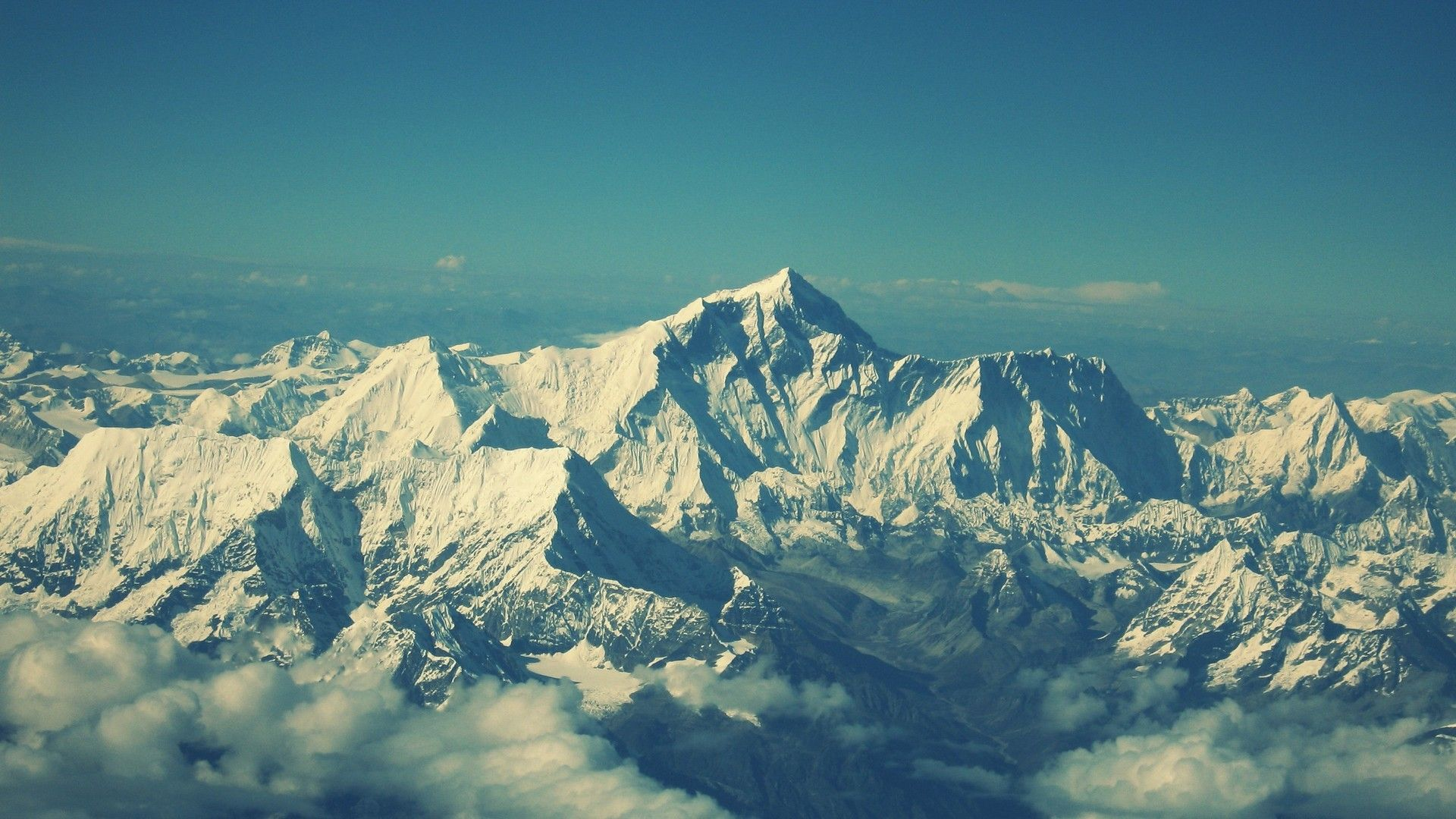 Mount Everest Wallpapers Top Free Mount Everest Backgrounds Wallpaperaccess