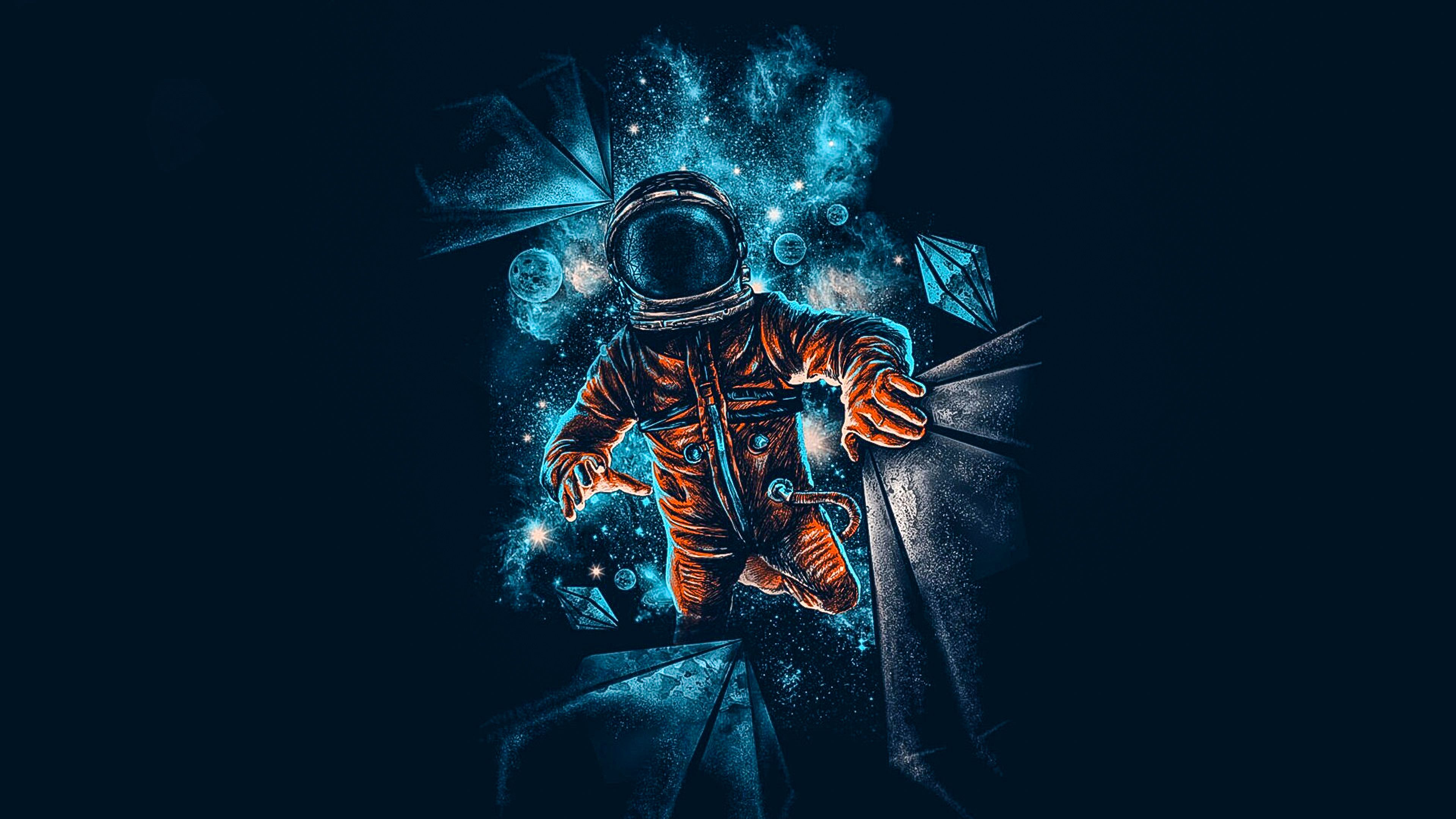 Spaceman Wallpapers Top Free Spaceman Backgrounds Wallpaperaccess