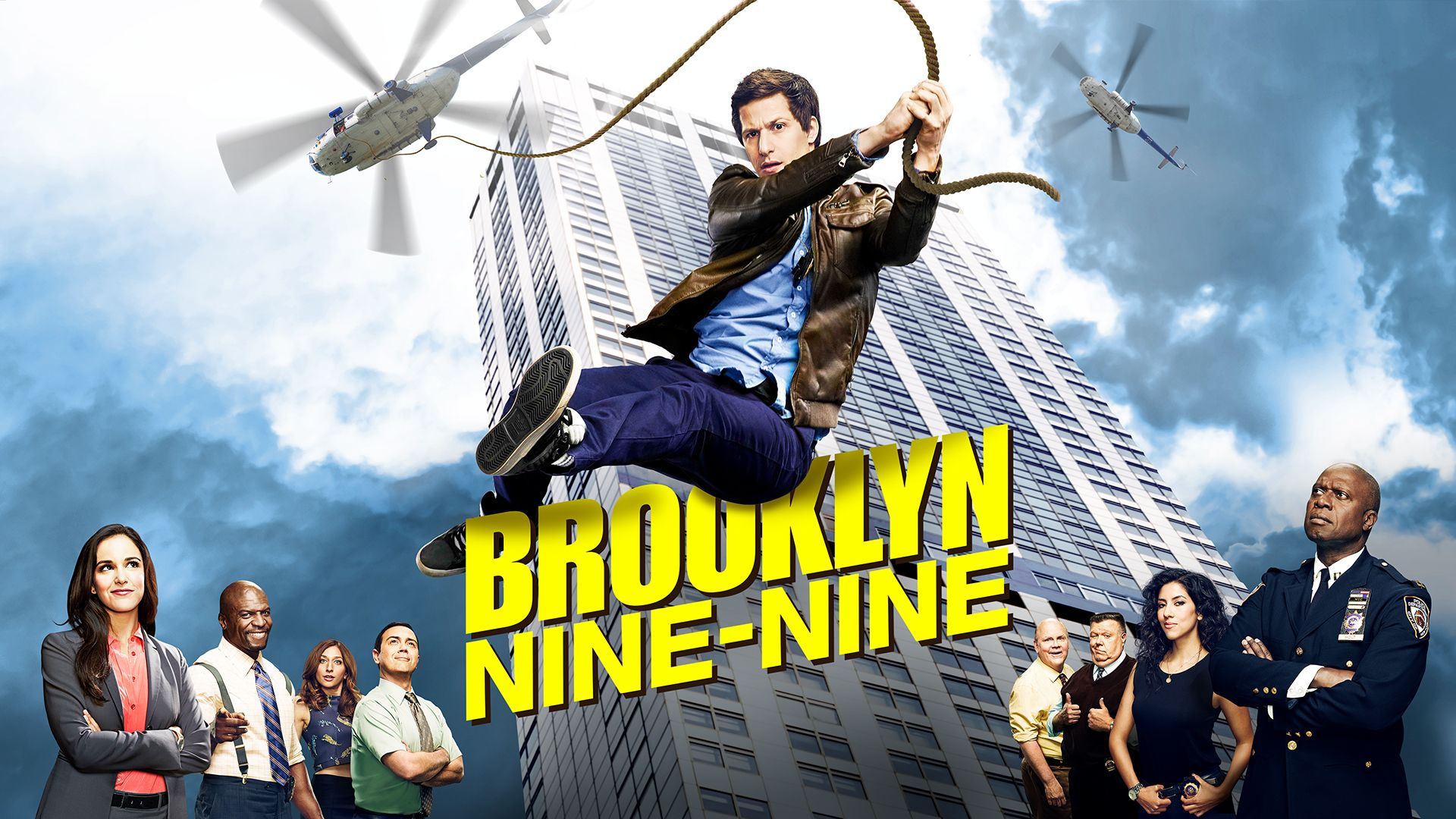 Brooklyn 99 Wallpapers - Top Free Brooklyn 99 Backgrounds ...