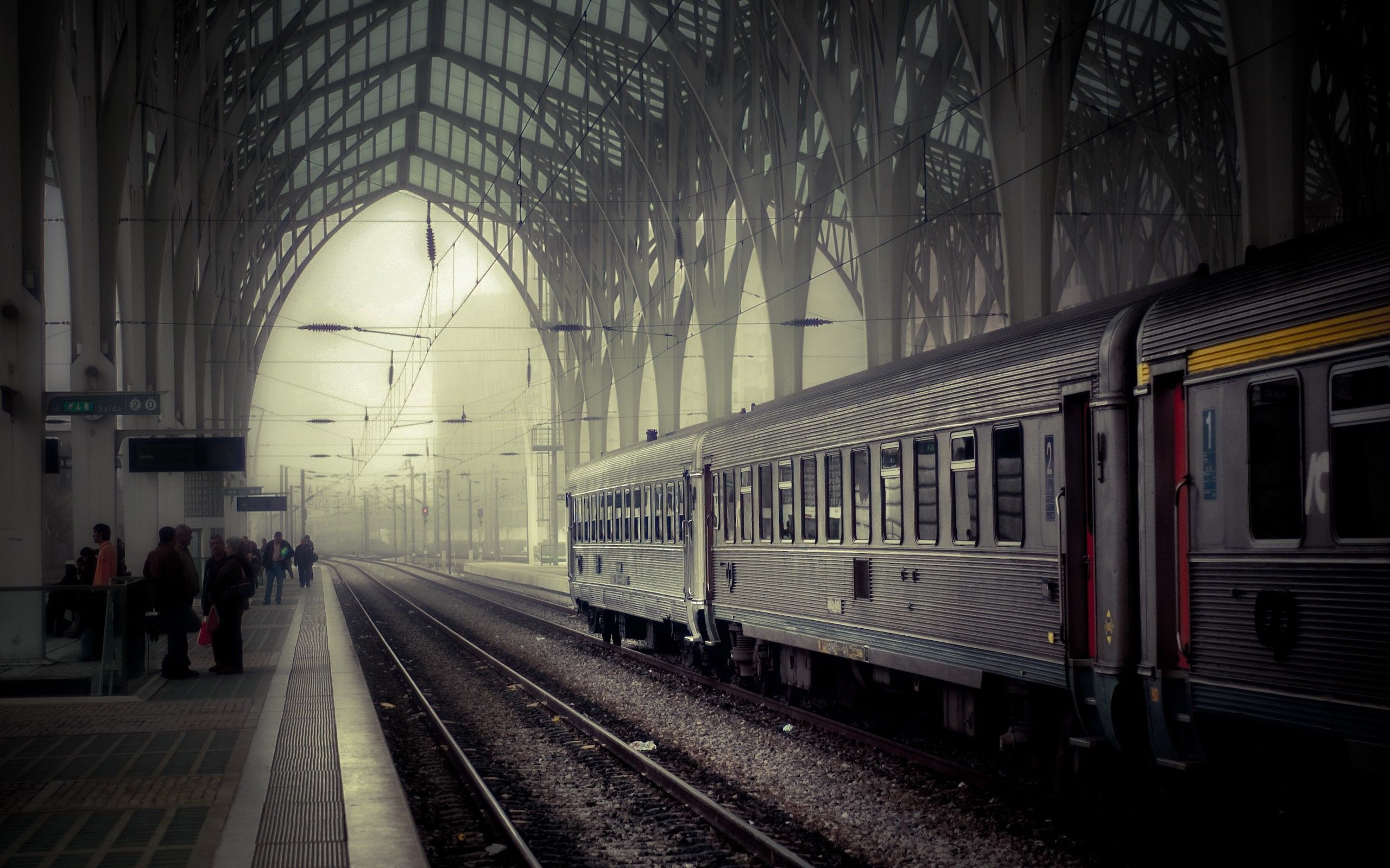 Train Station Wallpapers Top Free Train Station