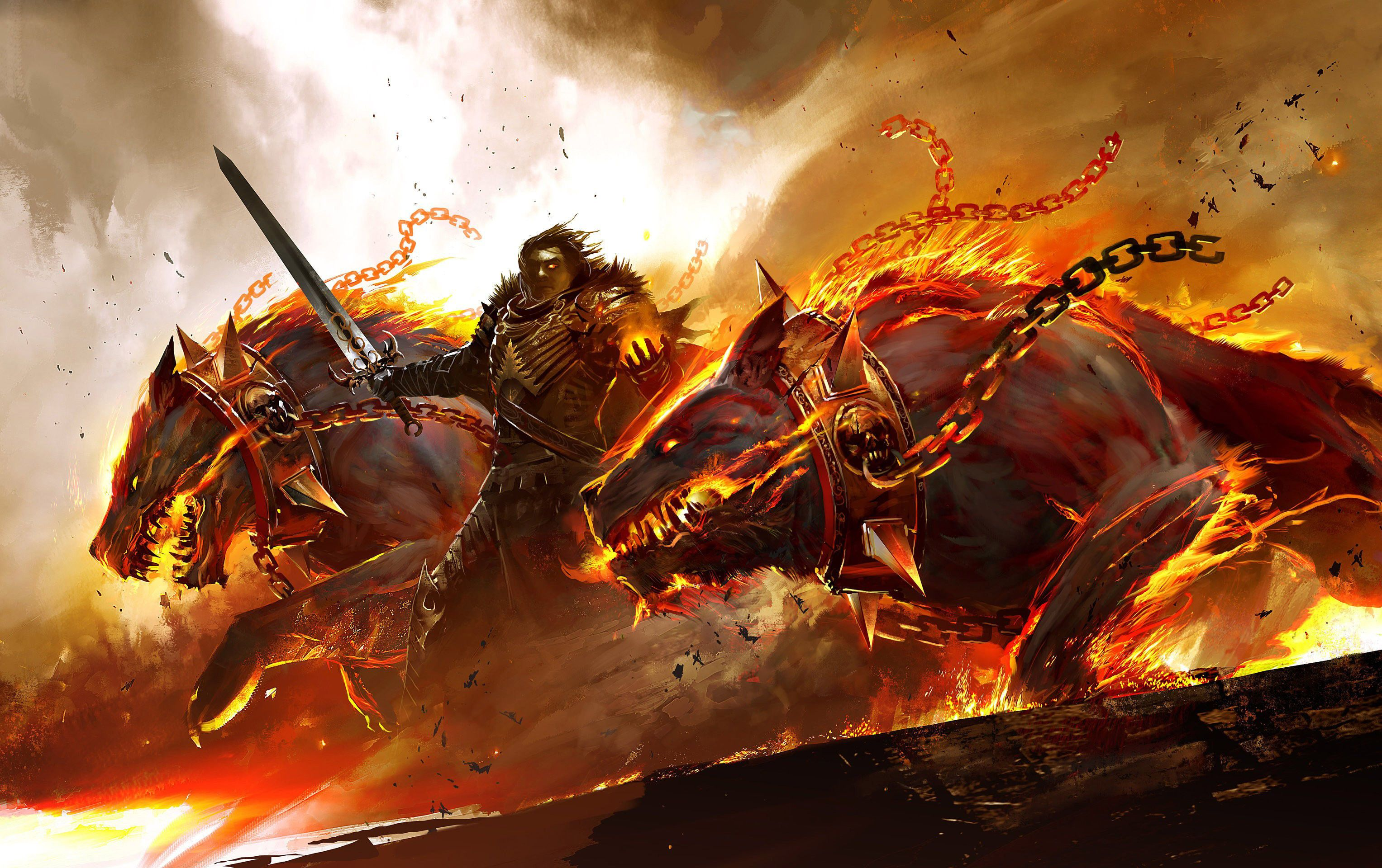 Guild Wars Wallpapers Top Free Guild Wars Backgrounds