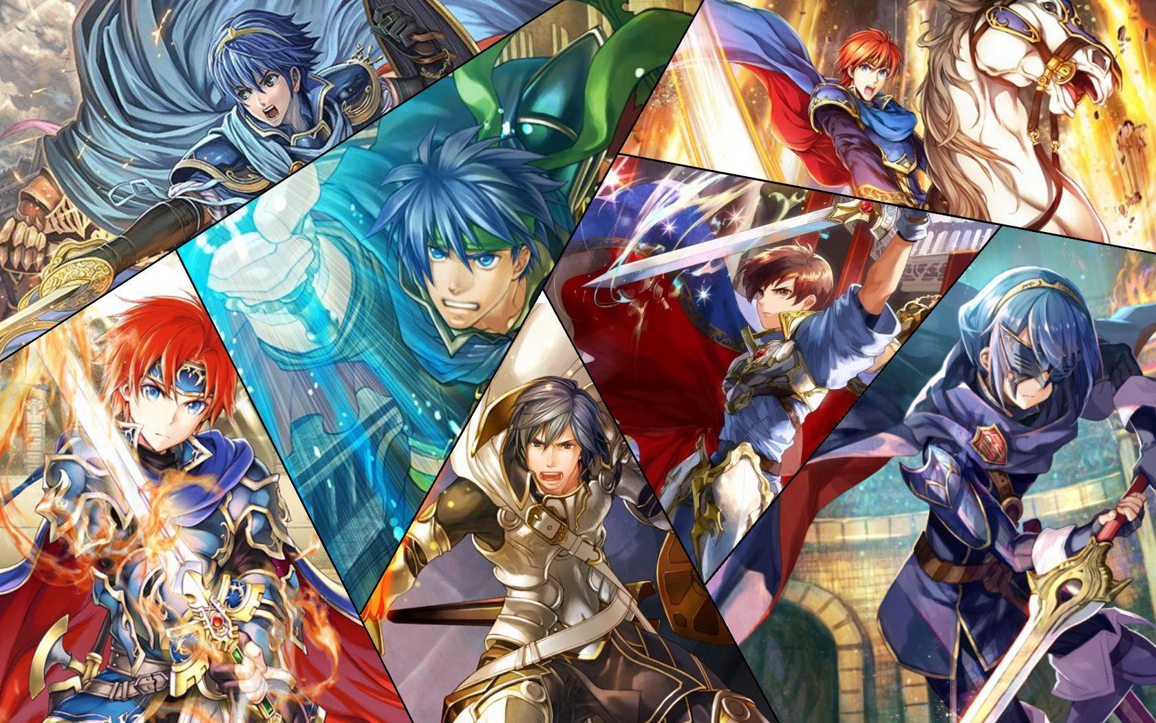 Fire Emblem Wallpapers Top Free Fire Emblem Backgrounds
