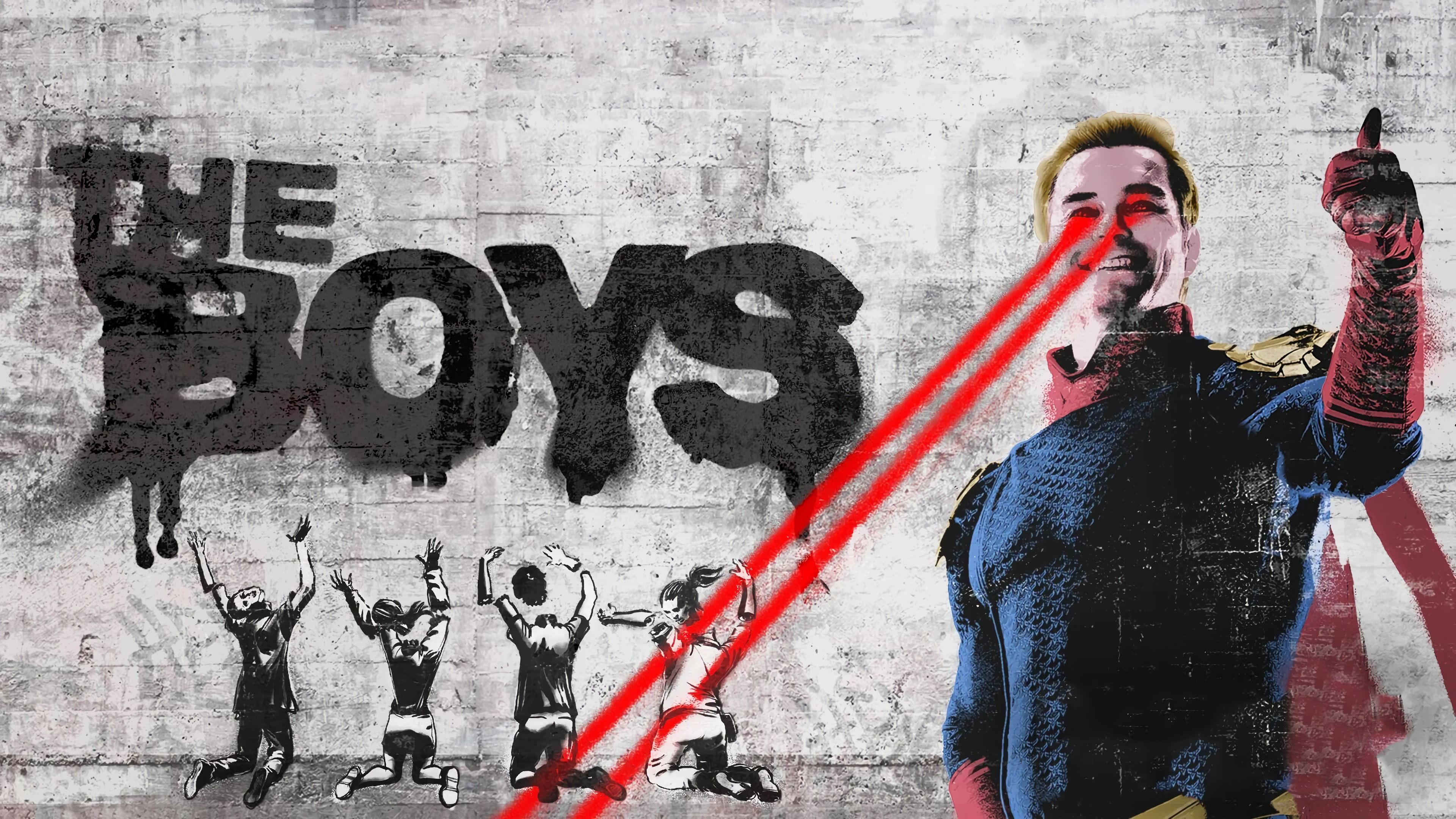 The Boys Wallpapers Top Free The Boys Backgrounds Wallpaperaccess