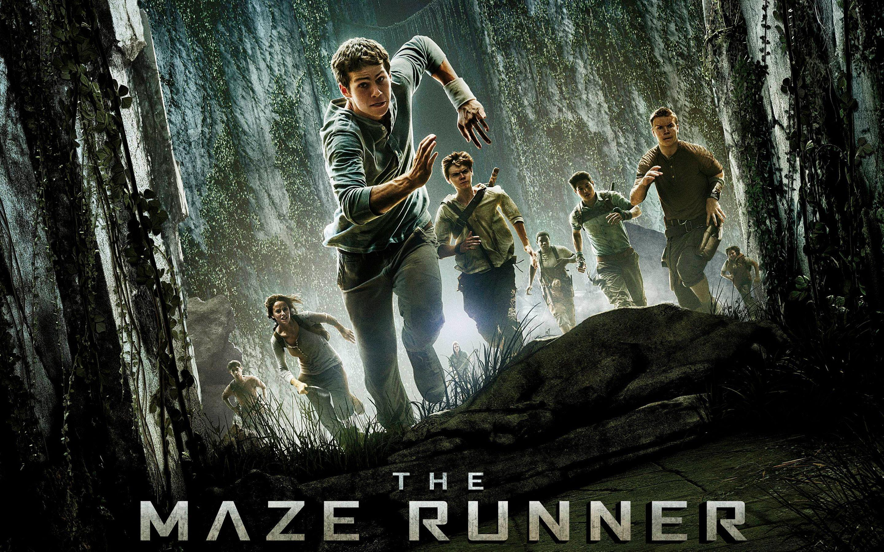Maze Runner Wallpapers - Top Free Maze Runner Backgrounds ...