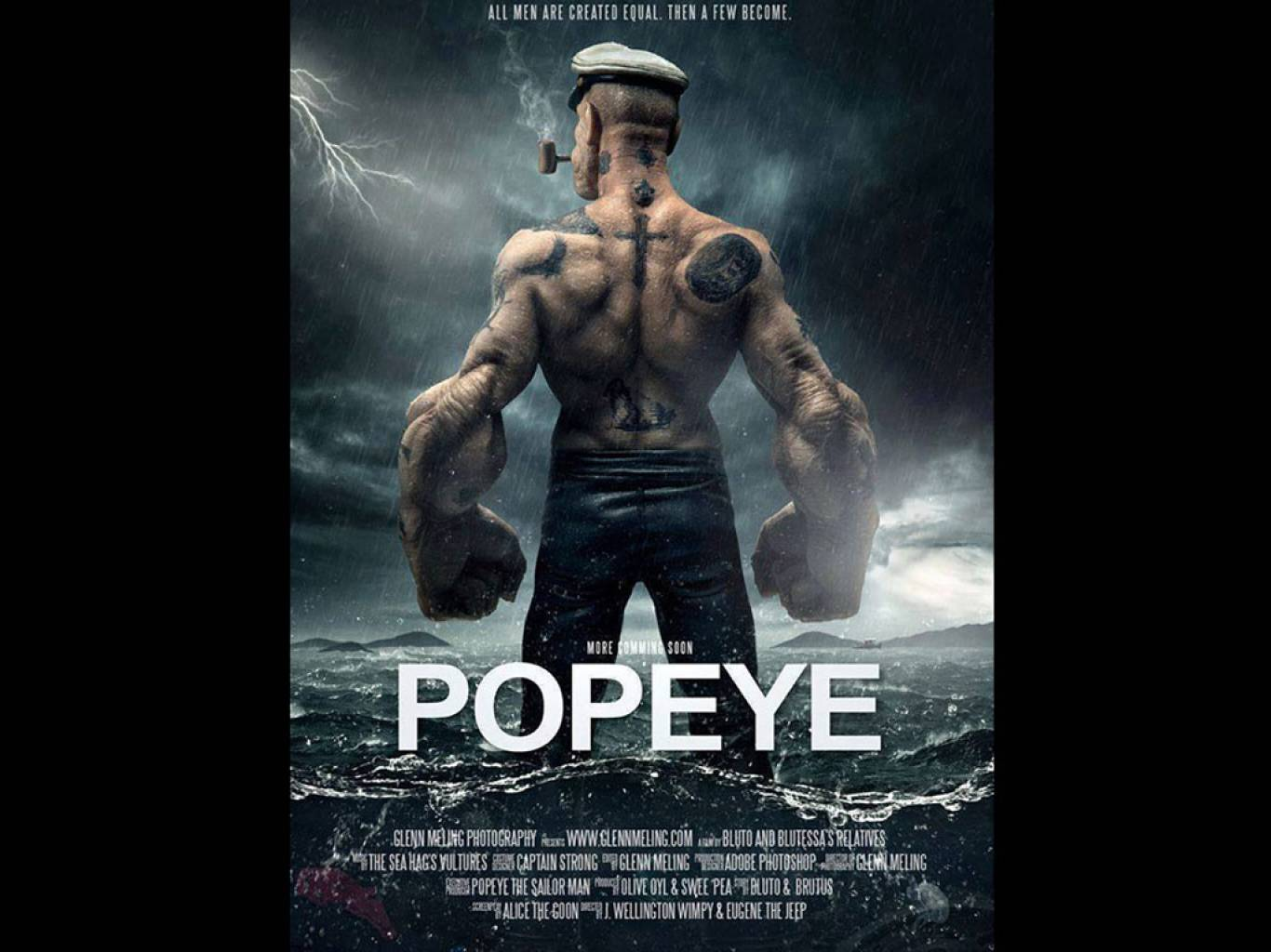Popeye Wallpapers Top Free Popeye Backgrounds Wallpaperaccess