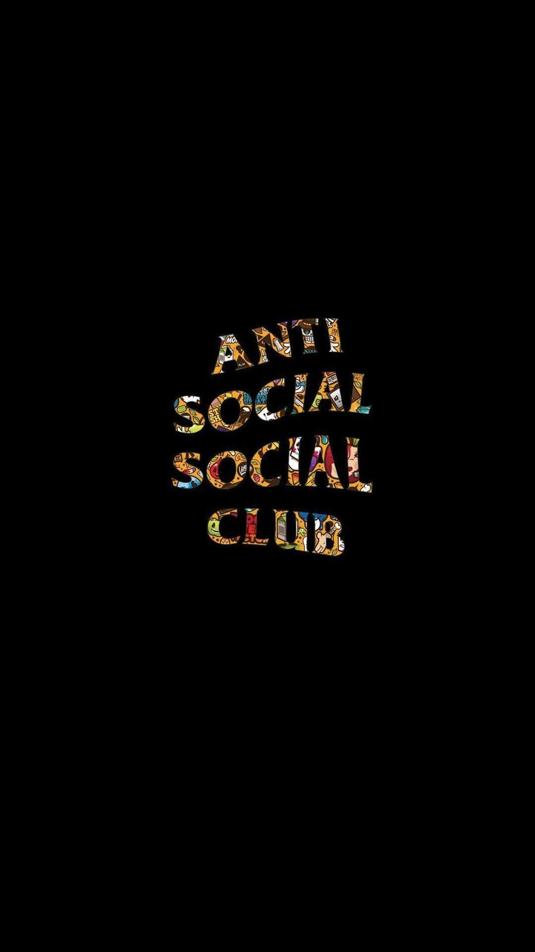 Anti Social Social Club Wallpapers - Top Free Anti Social ...