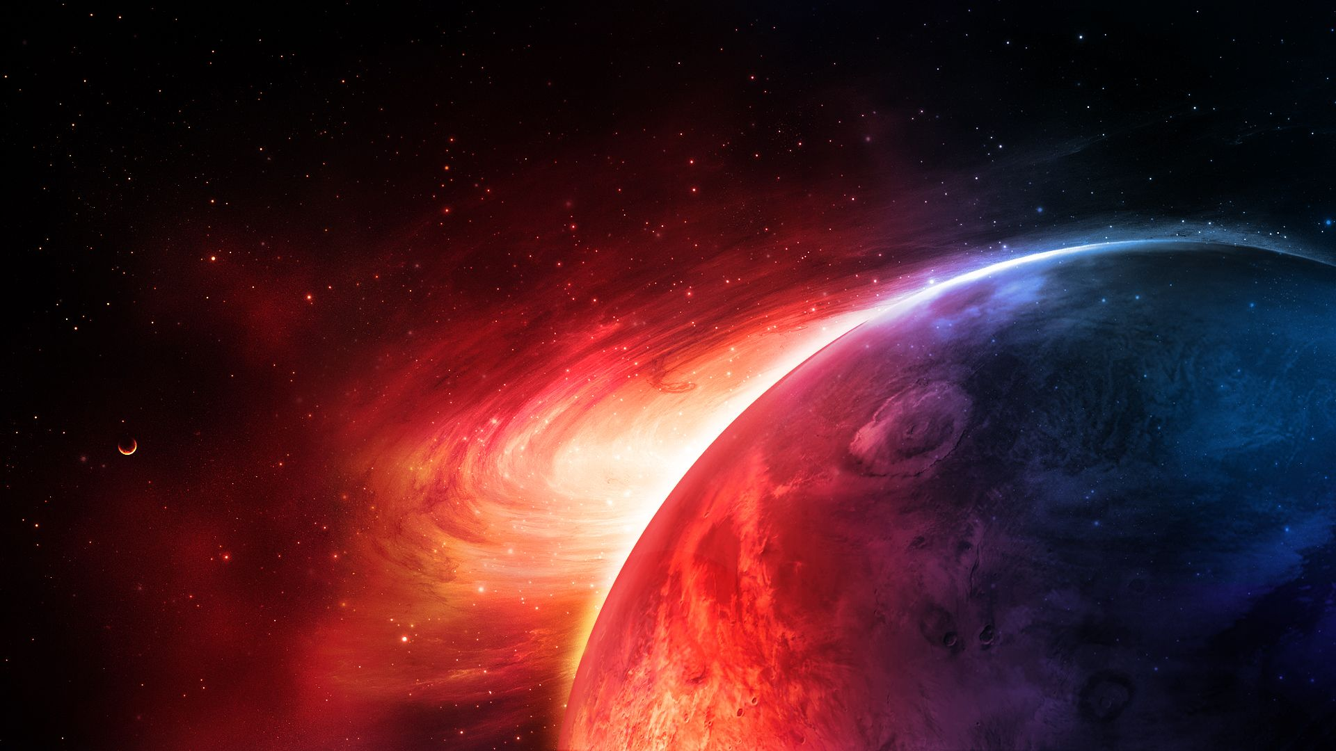 Sci Fi Red Wallpapers - Top Free Sci Fi Red Backgrounds ...