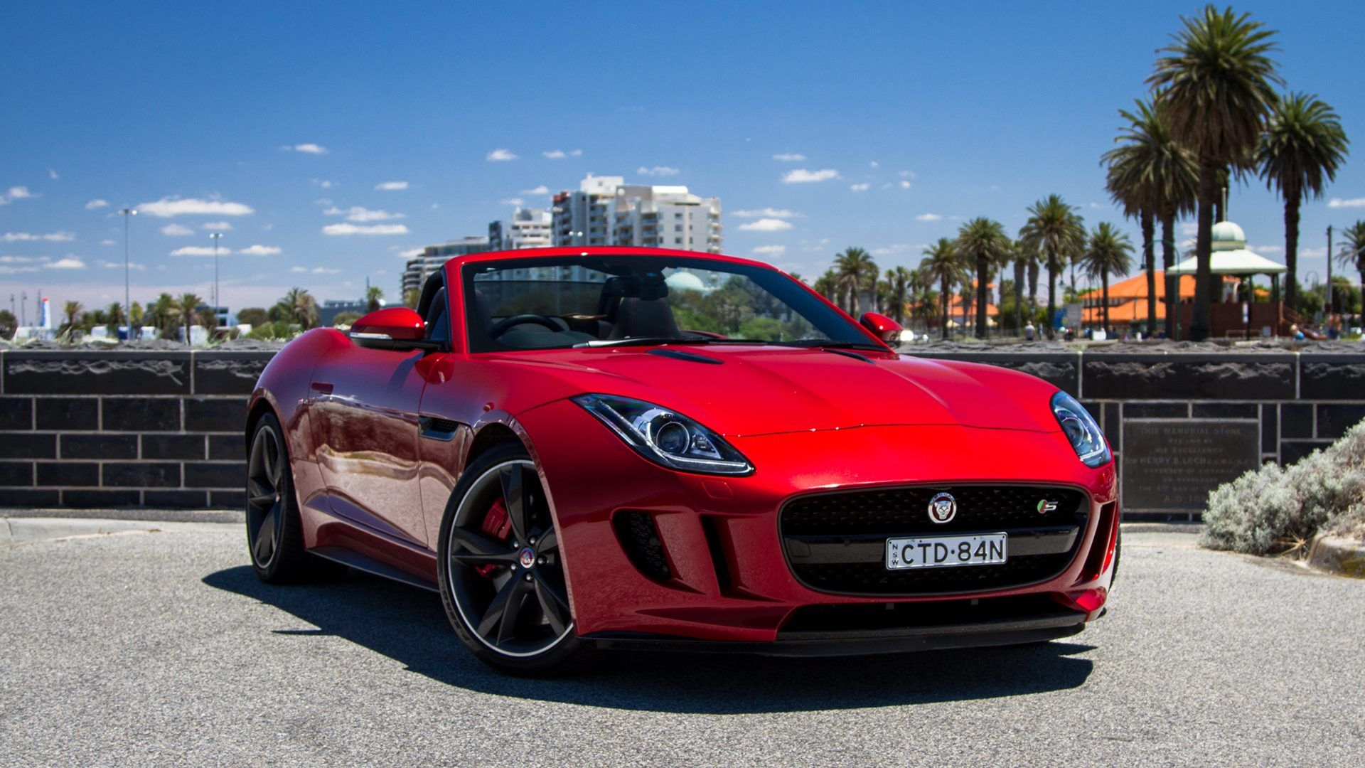 Jag Ftype 4K Wallpapers