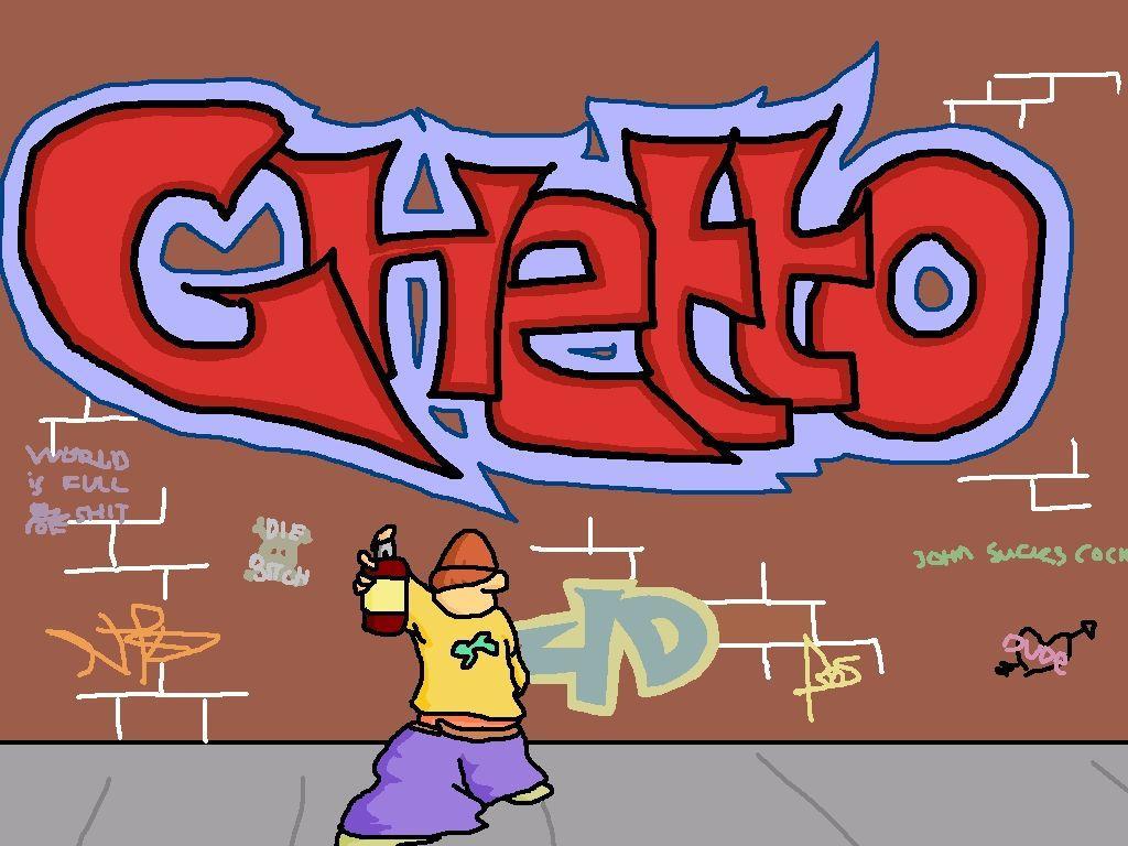 Ghetto Cartoon Wallpapers - Top Free Ghetto Cartoon ...