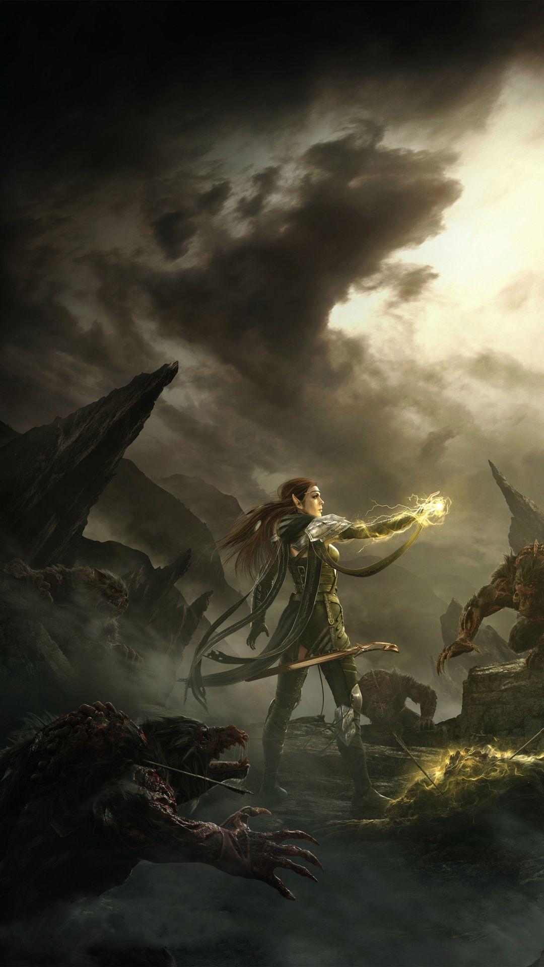Elder Scrolls Phone Wallpapers Top Free Elder Scrolls Phone
