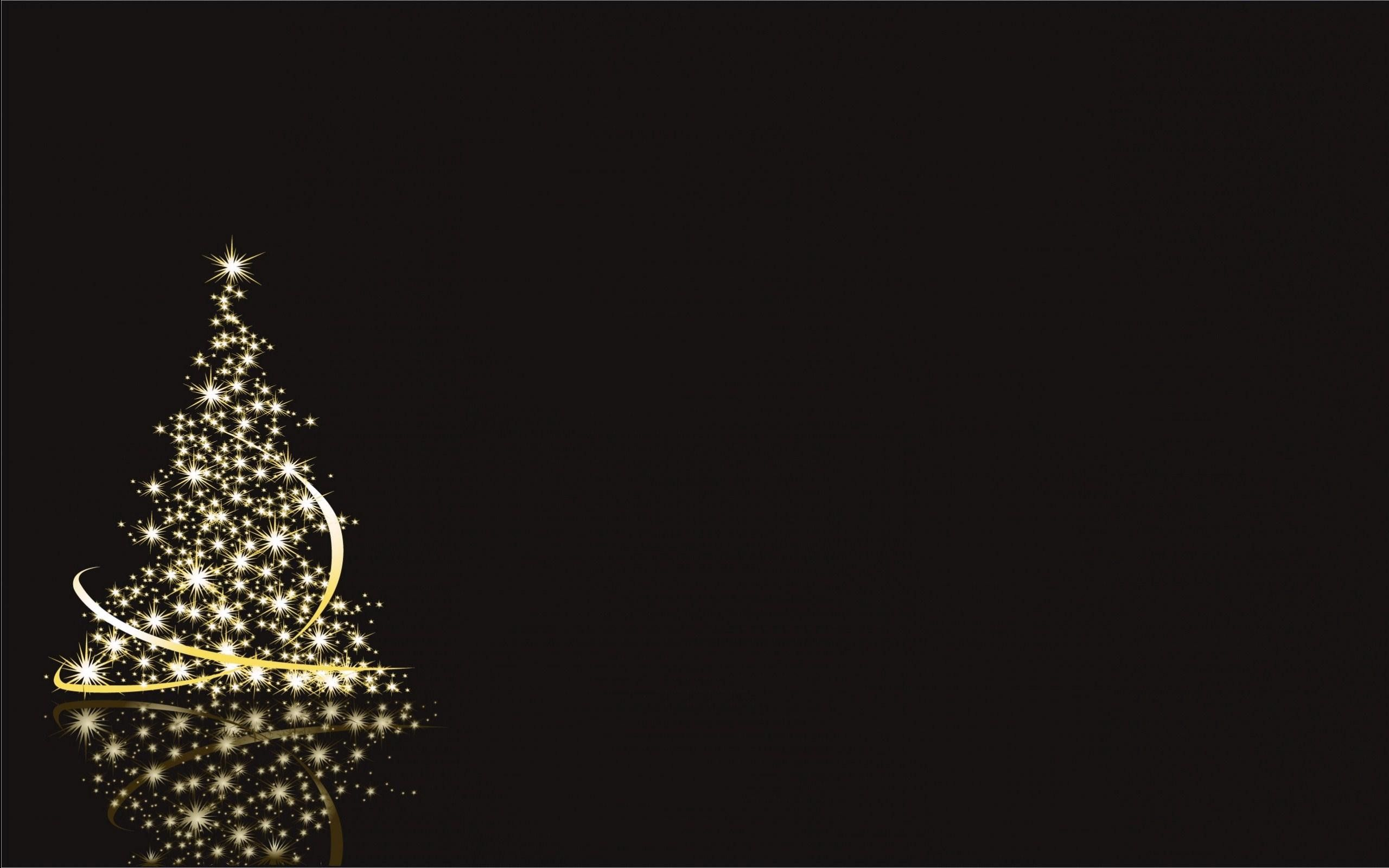 Black Christmas Wallpapers Top Free Black Christmas Backgrounds Wallpaperaccess