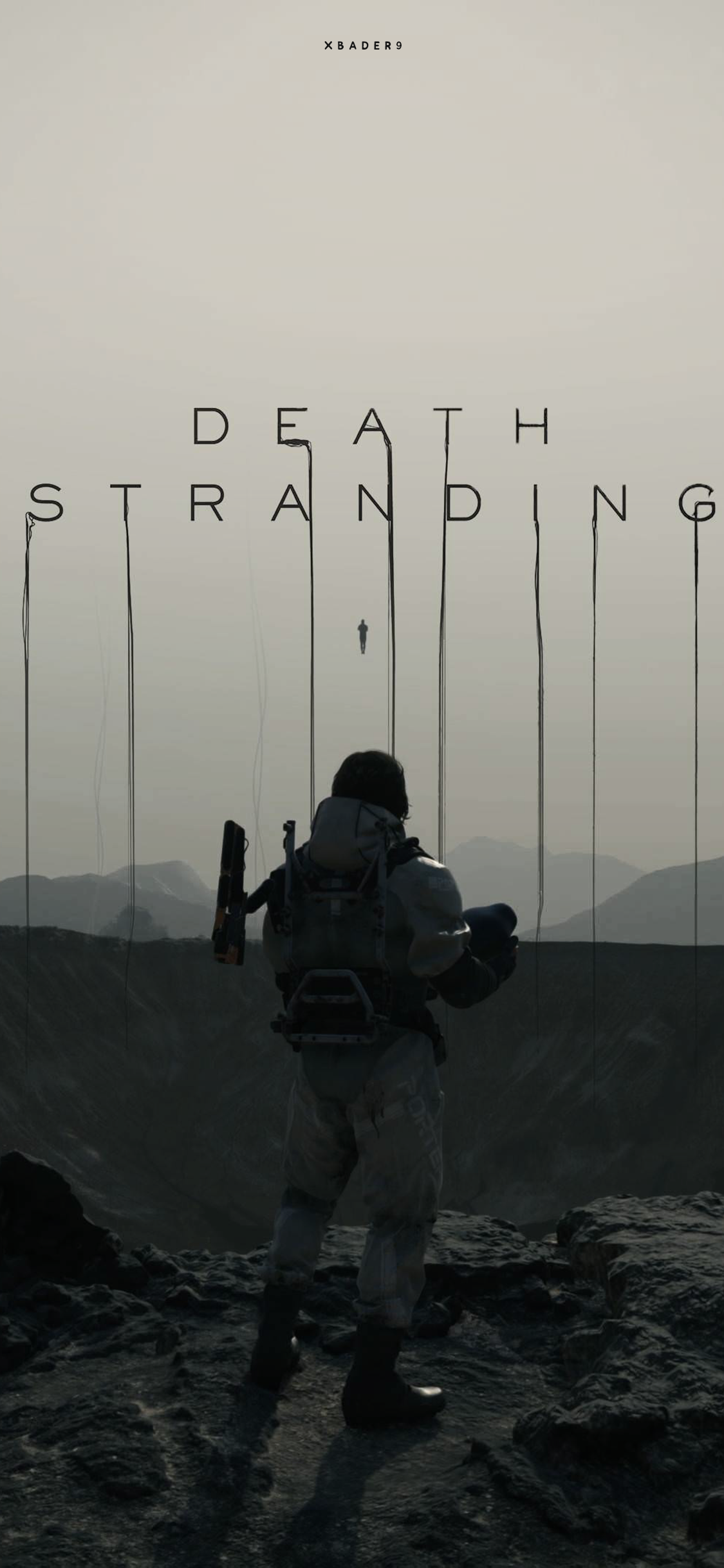 Death Stranding Phone Wallpapers Top Free Death Stranding