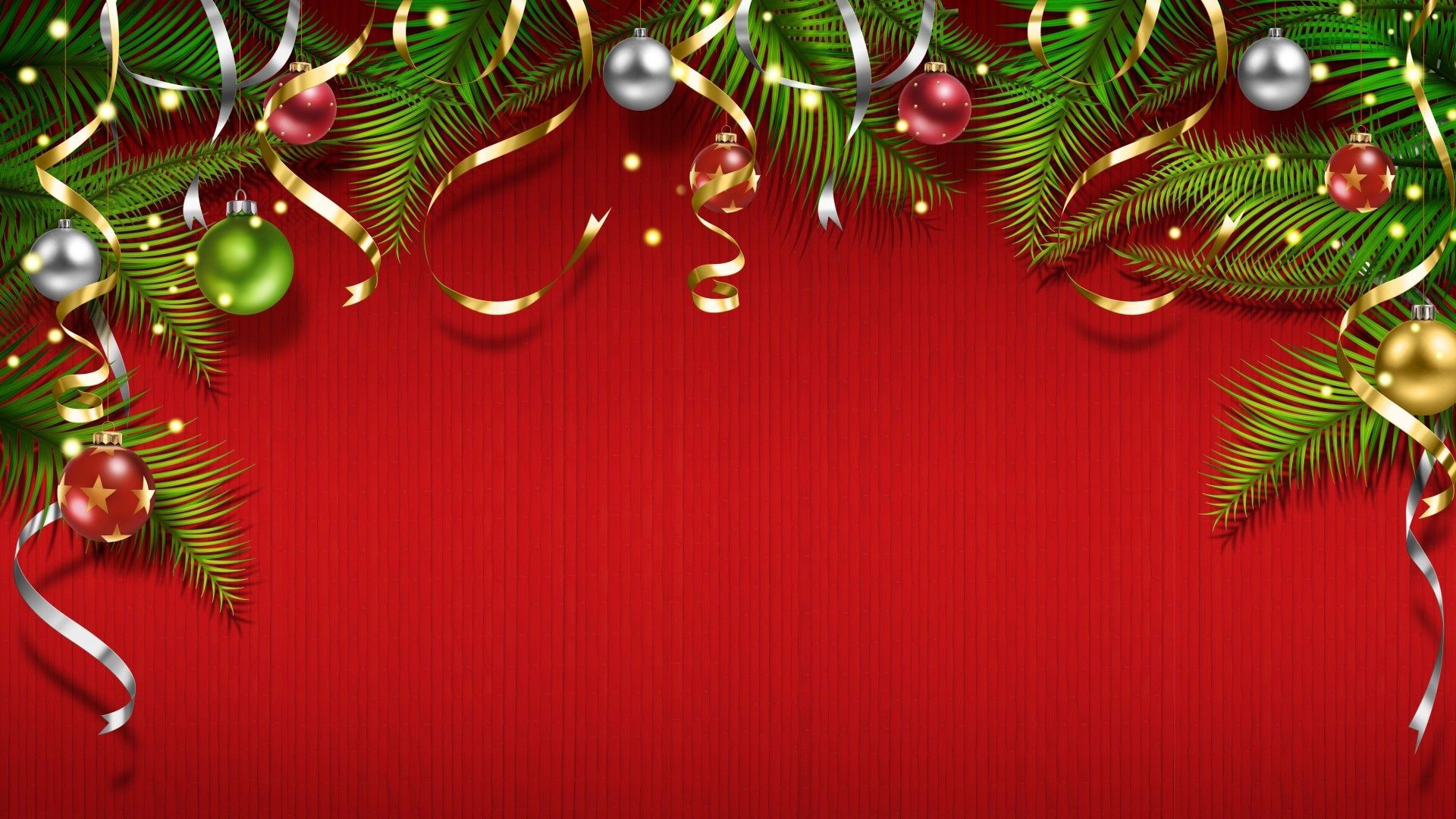 Red Christmas Wallpapers Top Free Red Christmas Backgrounds
