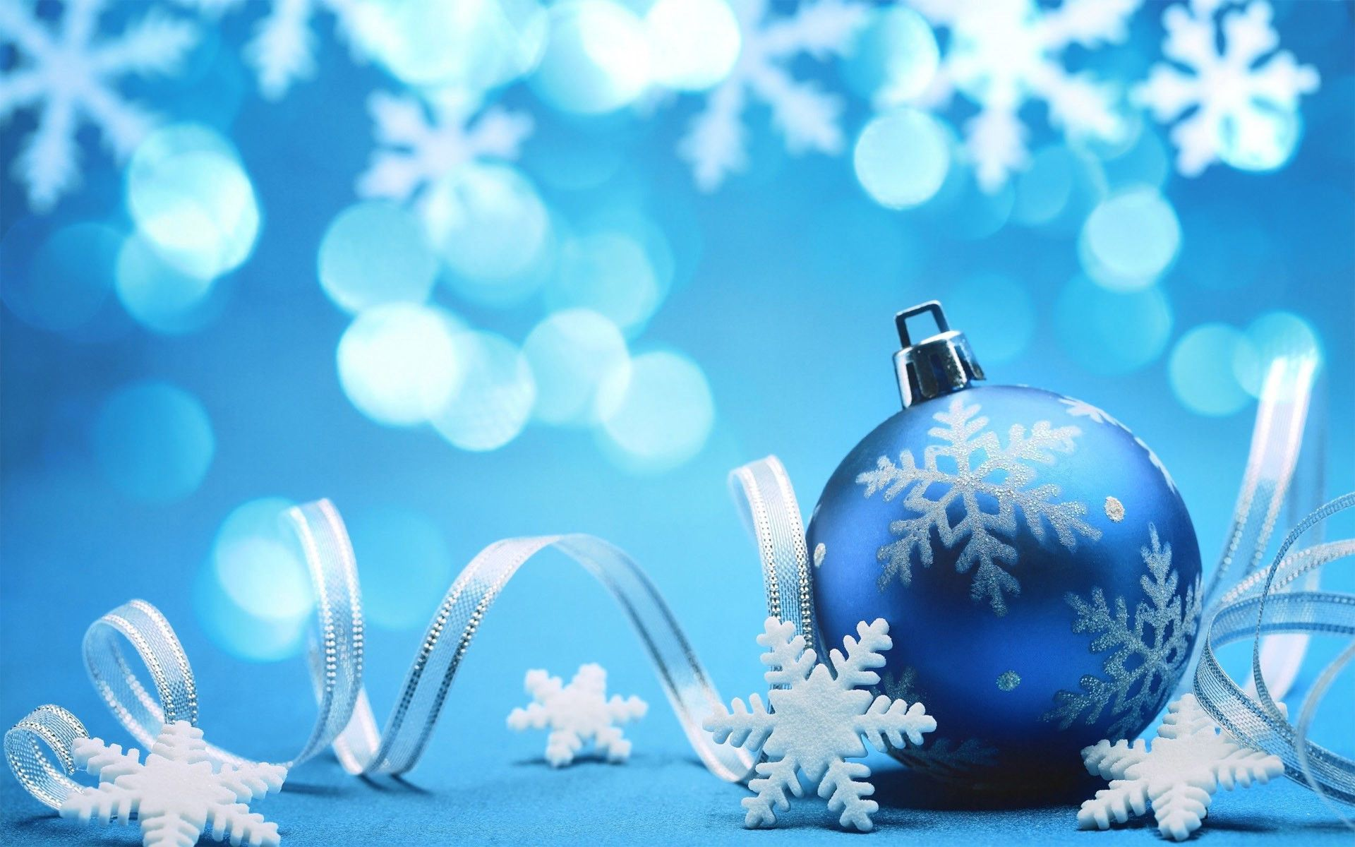 Blue Christmas Wallpapers - Top Free