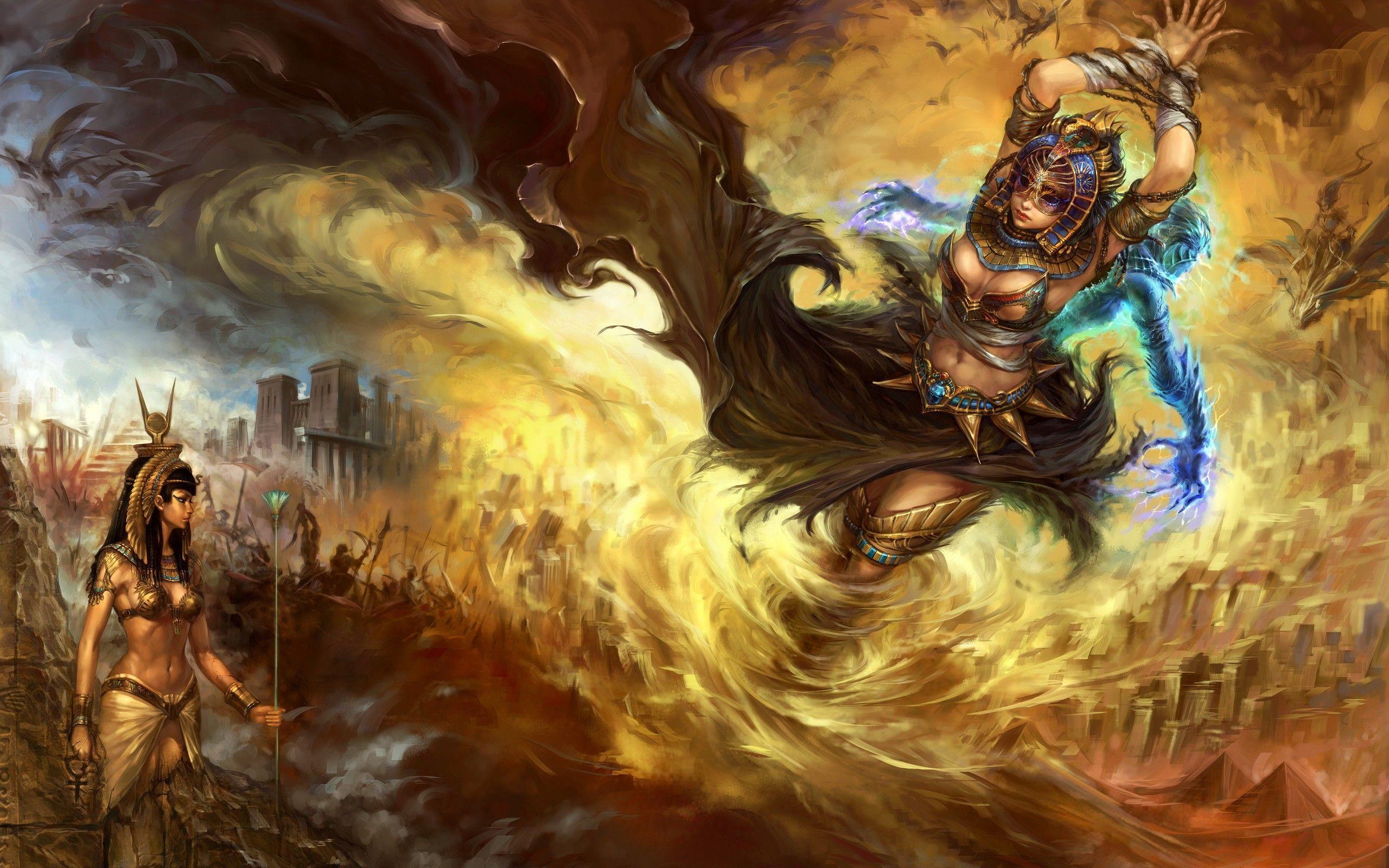 Egyptian Anime Wallpapers Top Free Egyptian Anime
