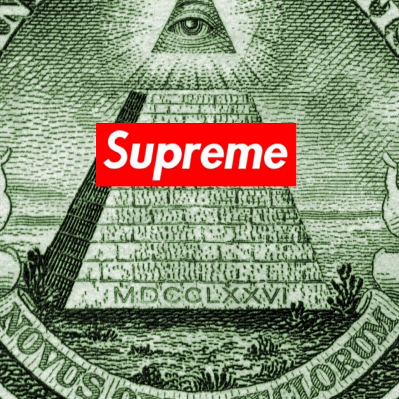 Supreme Illuminati Wallpapers Top Free Supreme Illuminati