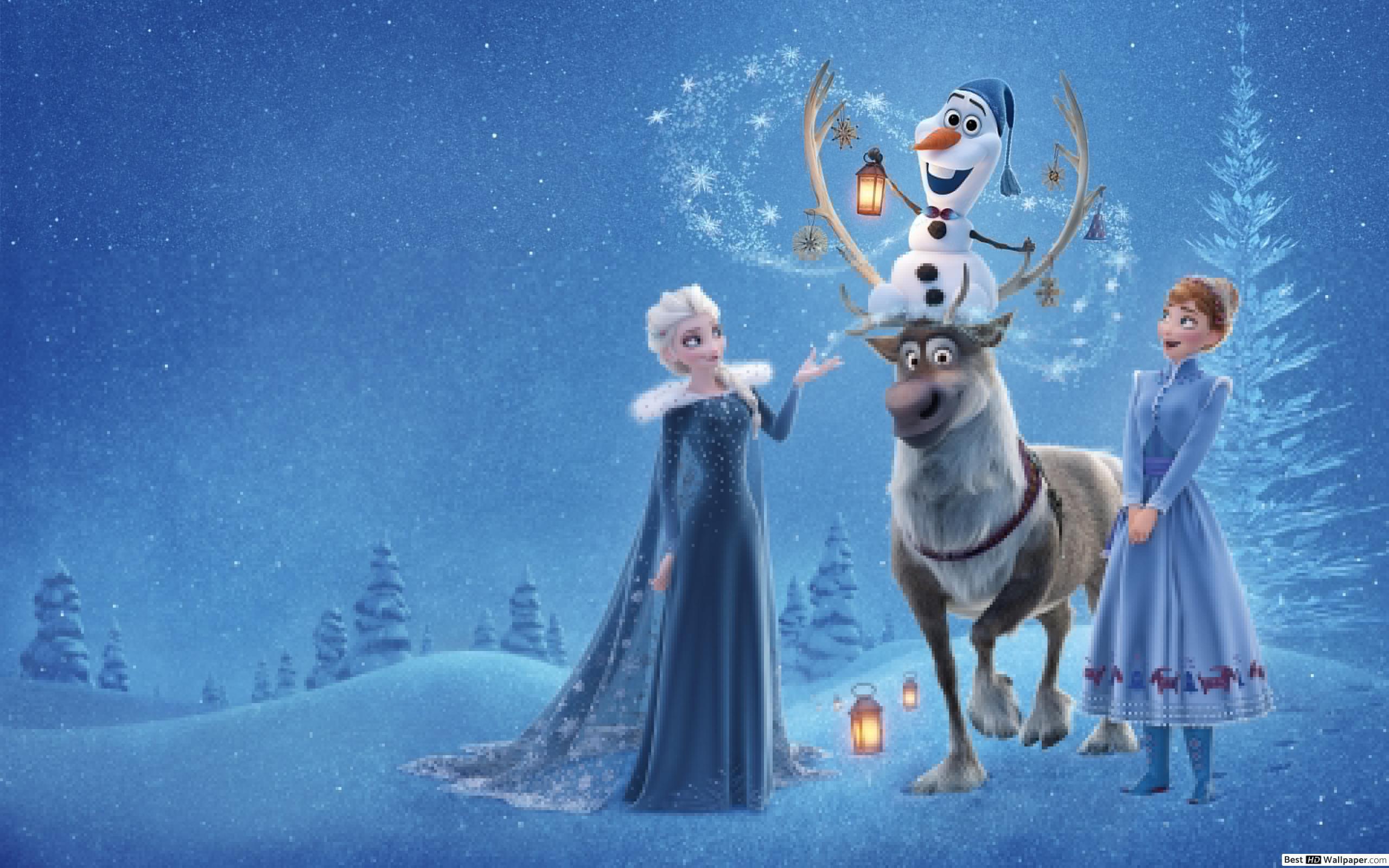 Frozen 2 Wallpapers Top Free Frozen 2 Backgrounds Wallpaperaccess