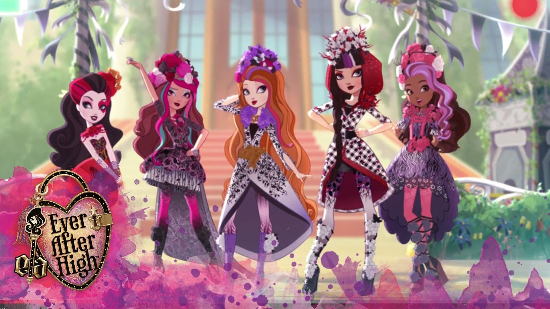 Ever After High Wallpapers - Top Free Ever After High ...