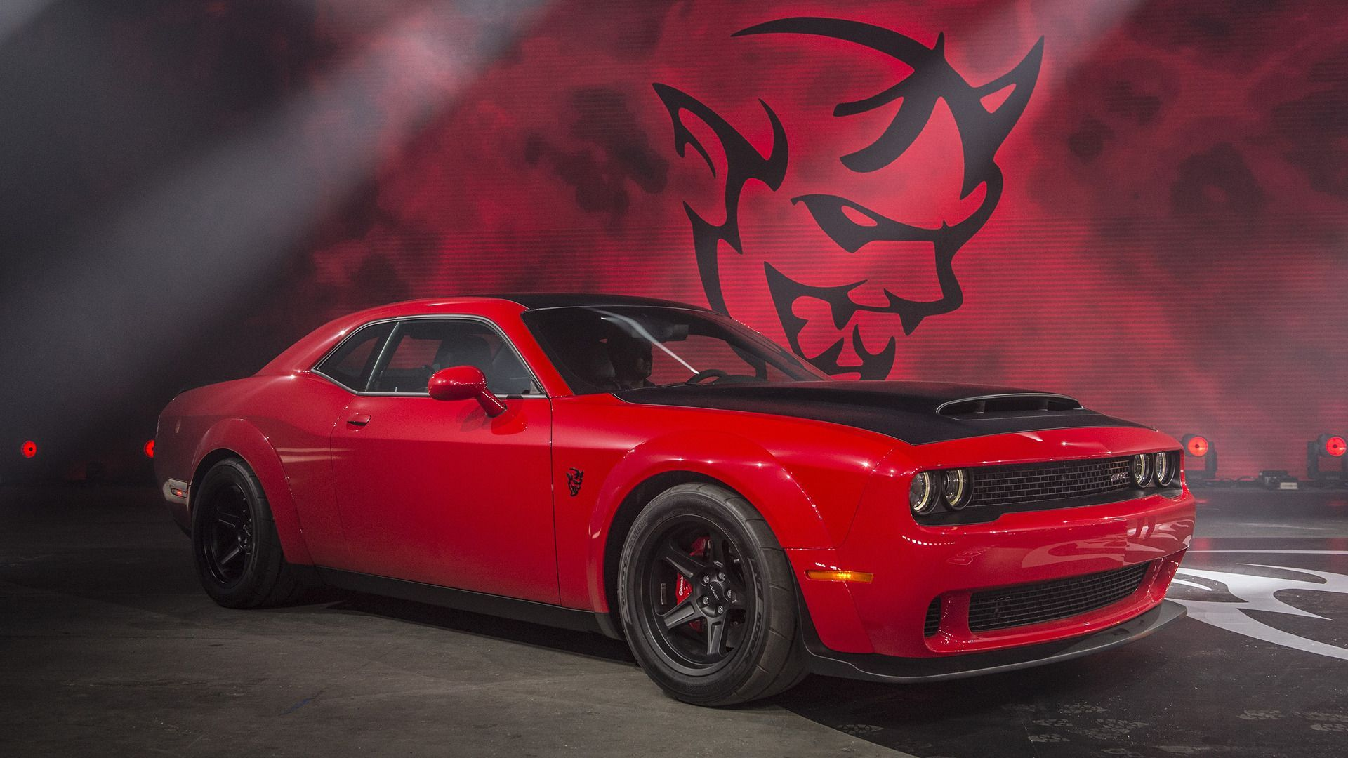 Dodge Hellcat Wallpapers Top Free Dodge Hellcat Backgrounds Wallpaperaccess