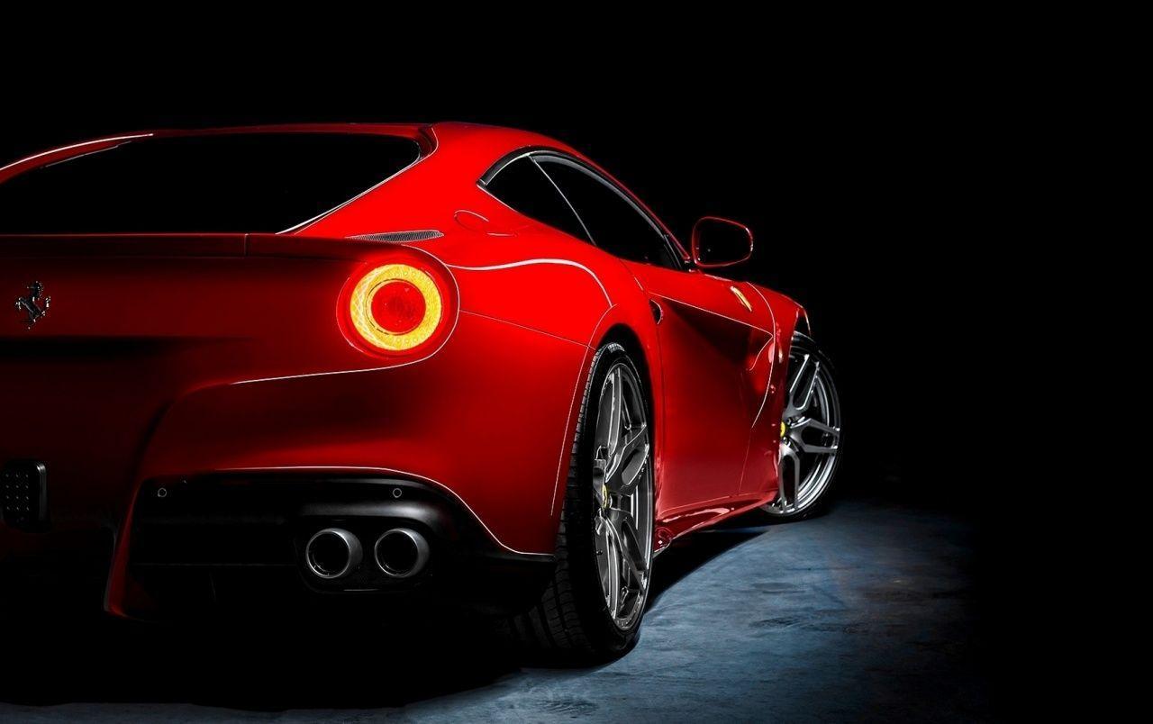 Red Ferrari Wallpapers Top Free Red Ferrari Backgrounds Wallpaperaccess