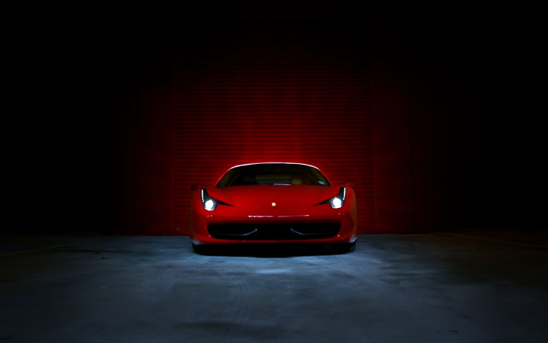 Dark Ferrari Wallpapers Top Free Dark Ferrari Backgrounds Wallpaperaccess