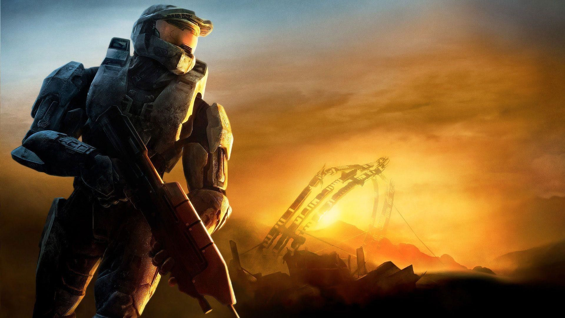 Halo 3 Wallpapers Top Free Halo 3 Backgrounds Wallpaperaccess
