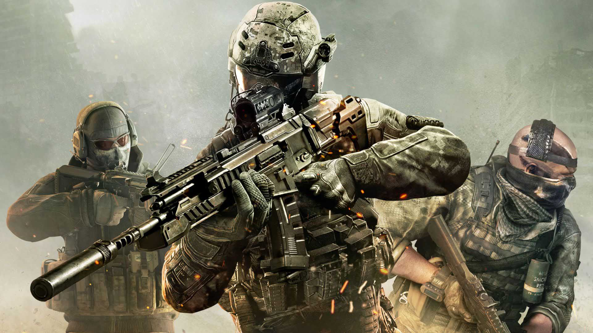 call of duty mobile characters wallpaper