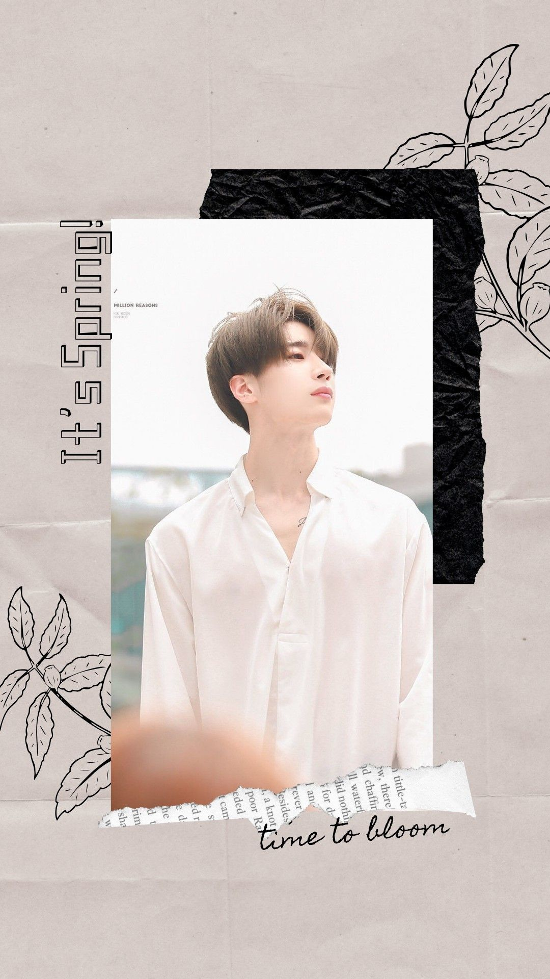 Kang Minhee Wallpaper Produce X 101 Di 2019