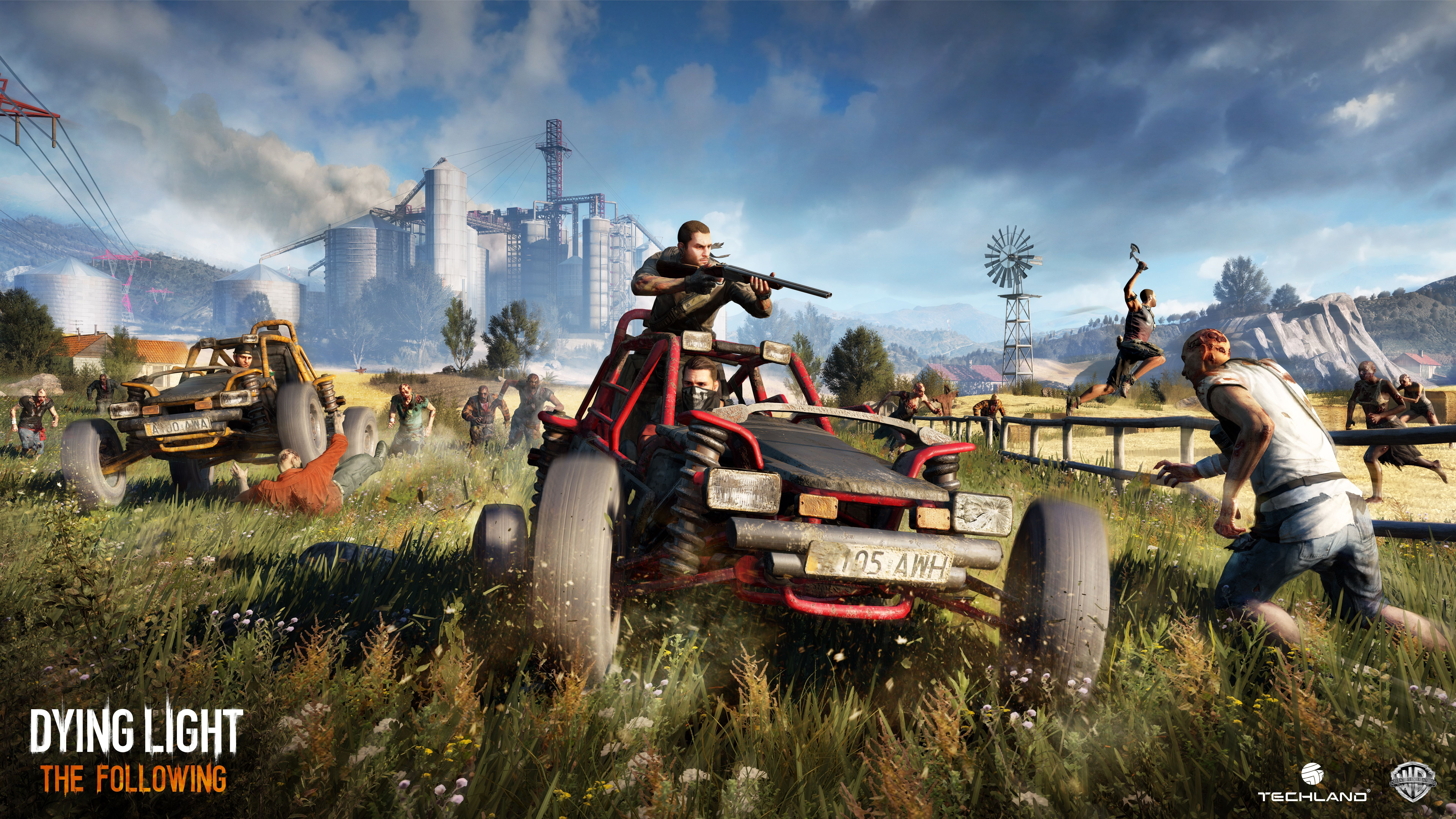 Dying Light 4k Wallpapers Top Free Dying Light 4k