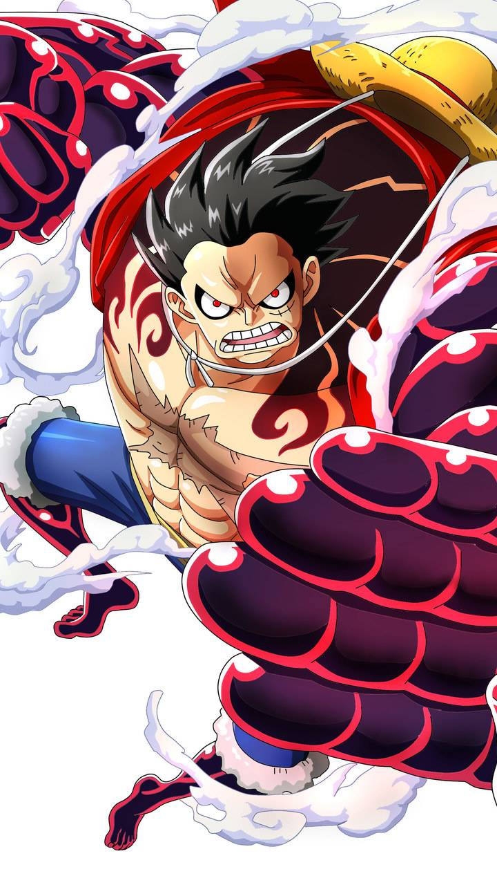Luffy Gear 4 Wallpapers Top Free Luffy Gear 4 Backgrounds