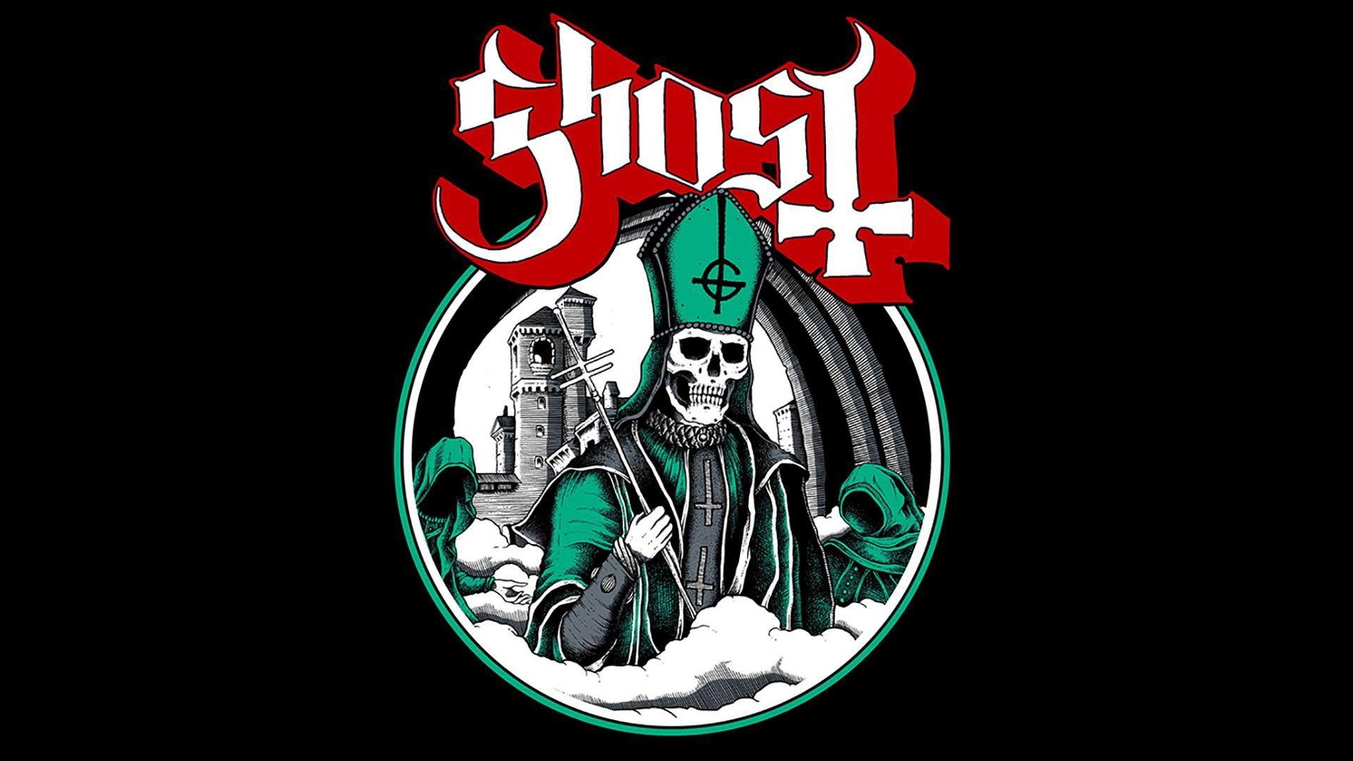 Ghost Band Wallpapers Top Free Ghost Band Backgrounds