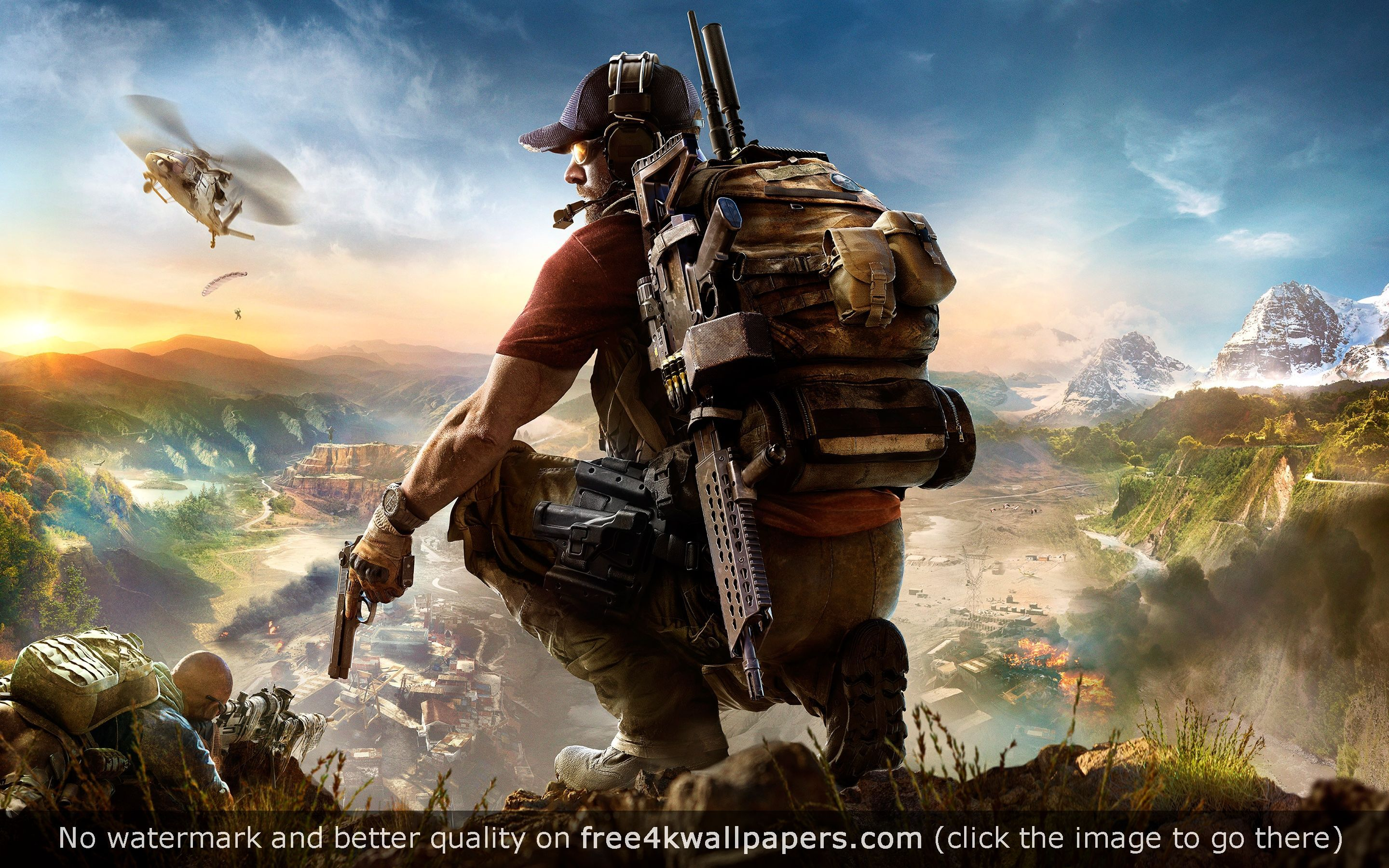 Ghost Recon Wallpapers Top Free Ghost Recon Backgrounds