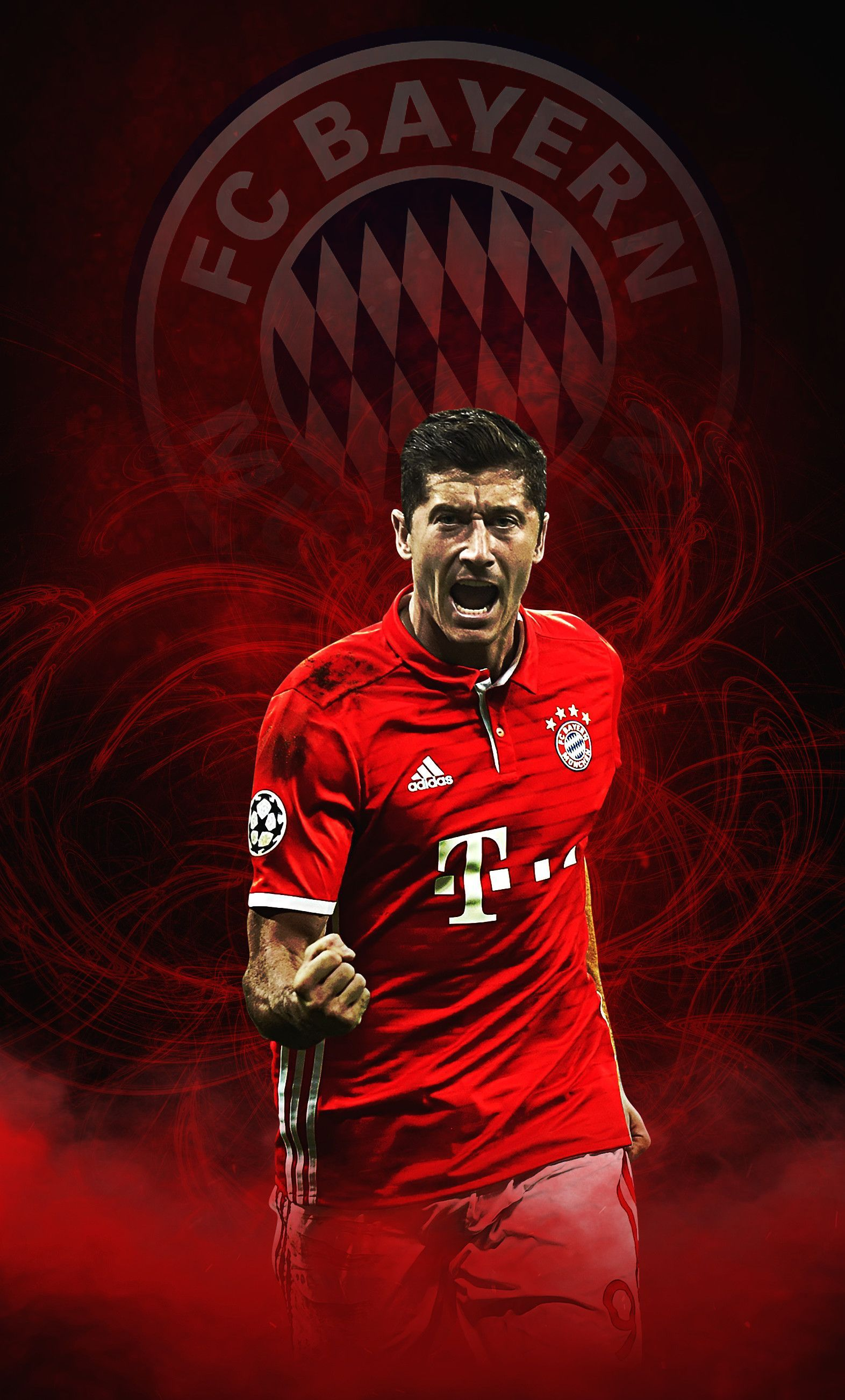 Robert Lewandowski Wallpaper 2020 Hd Football