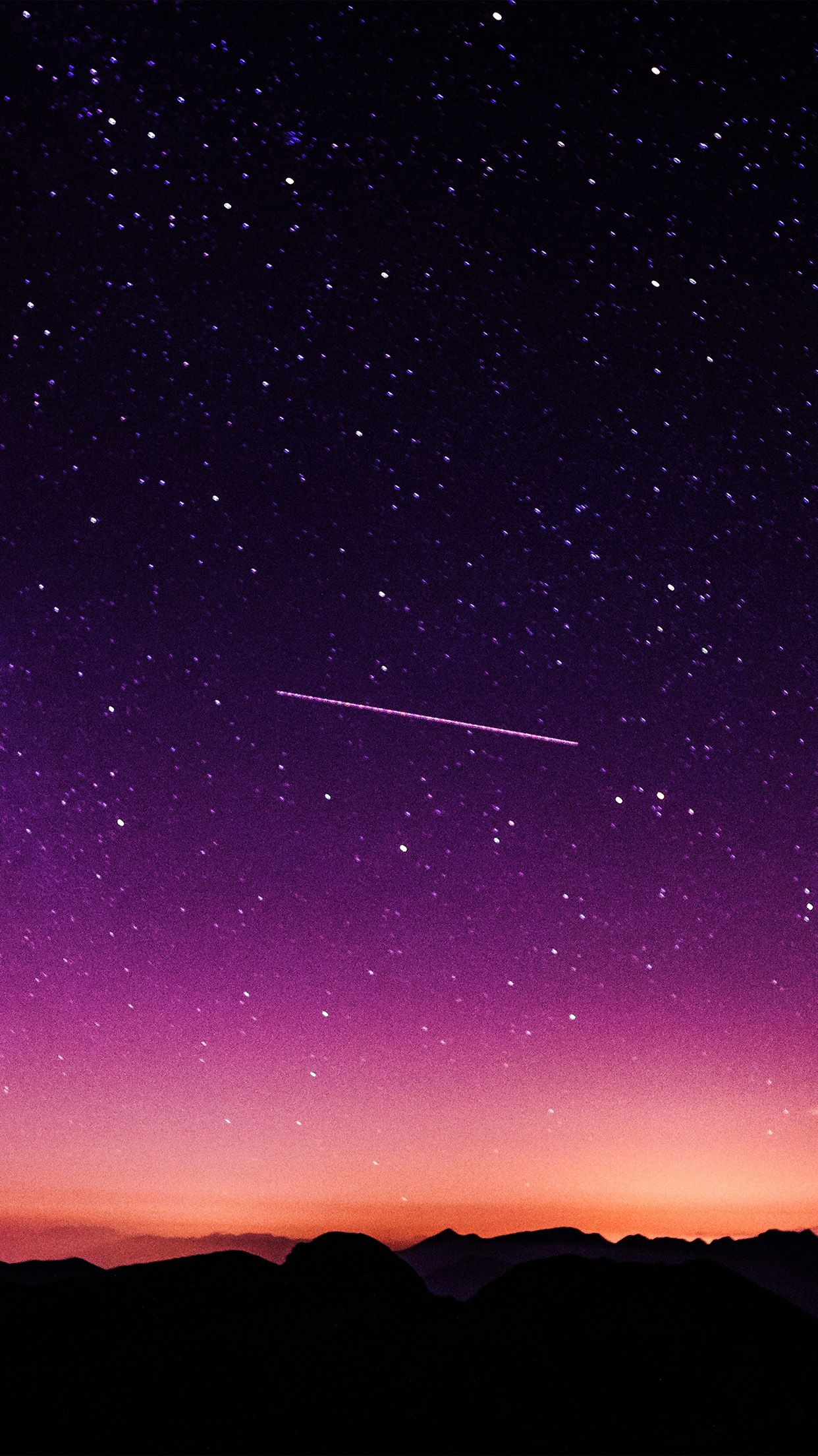 Night Sky Wallpapers Top Free Night Sky Backgrounds