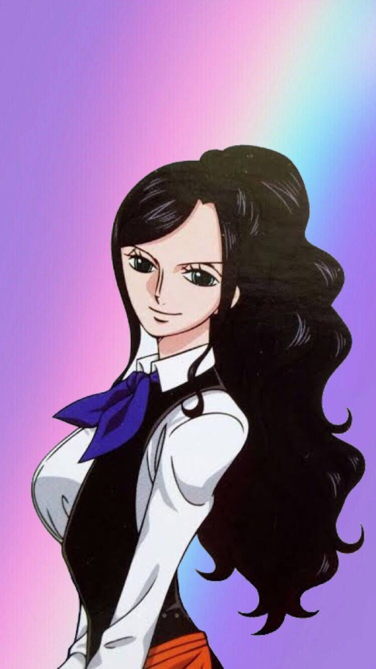 One Piece Nico Robin Wallpapers Top Free One Piece Nico Robin Backgrounds Wallpaperaccess
