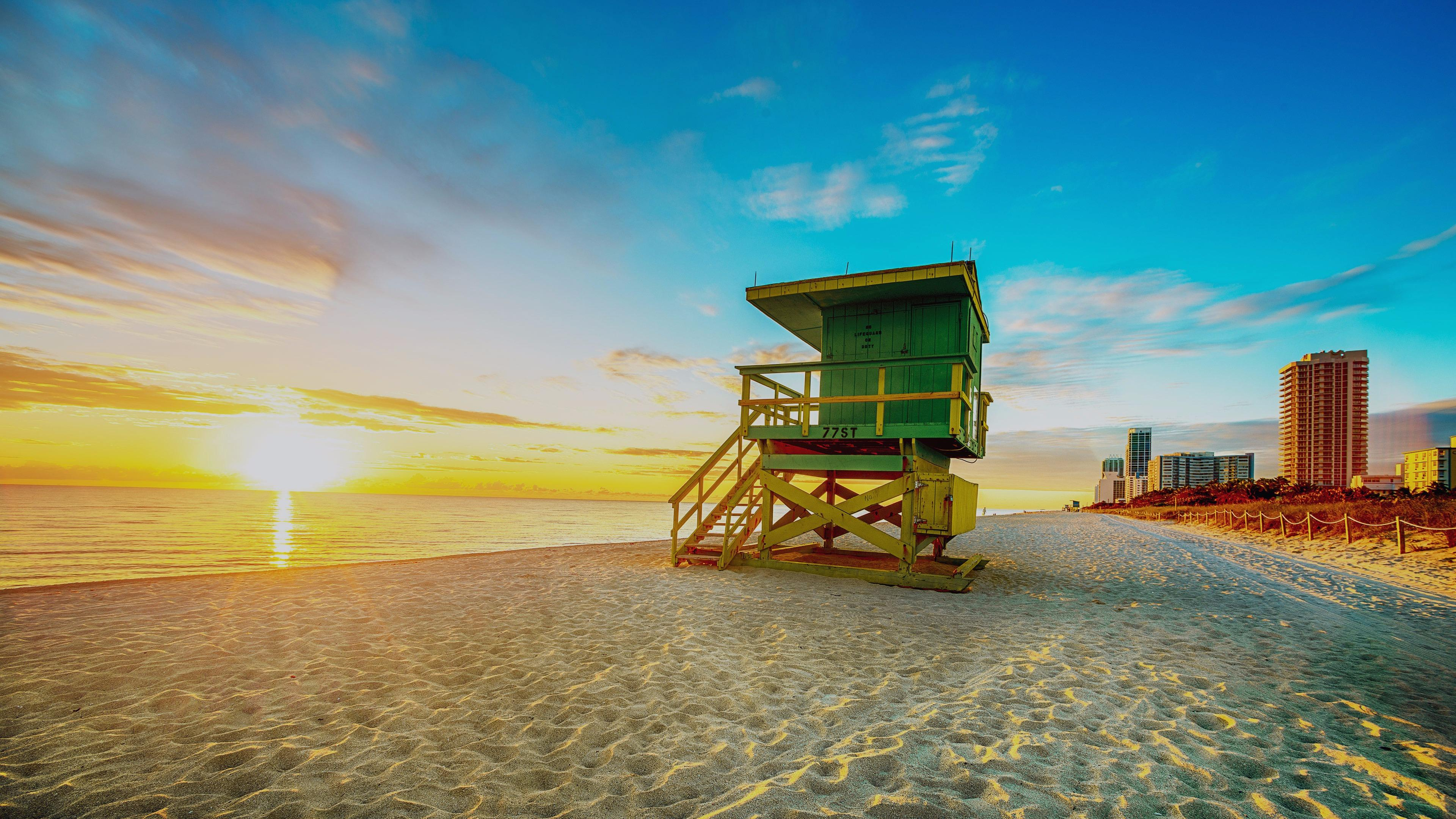Miami Beach Wallpapers Top Free Miami Beach Backgrounds