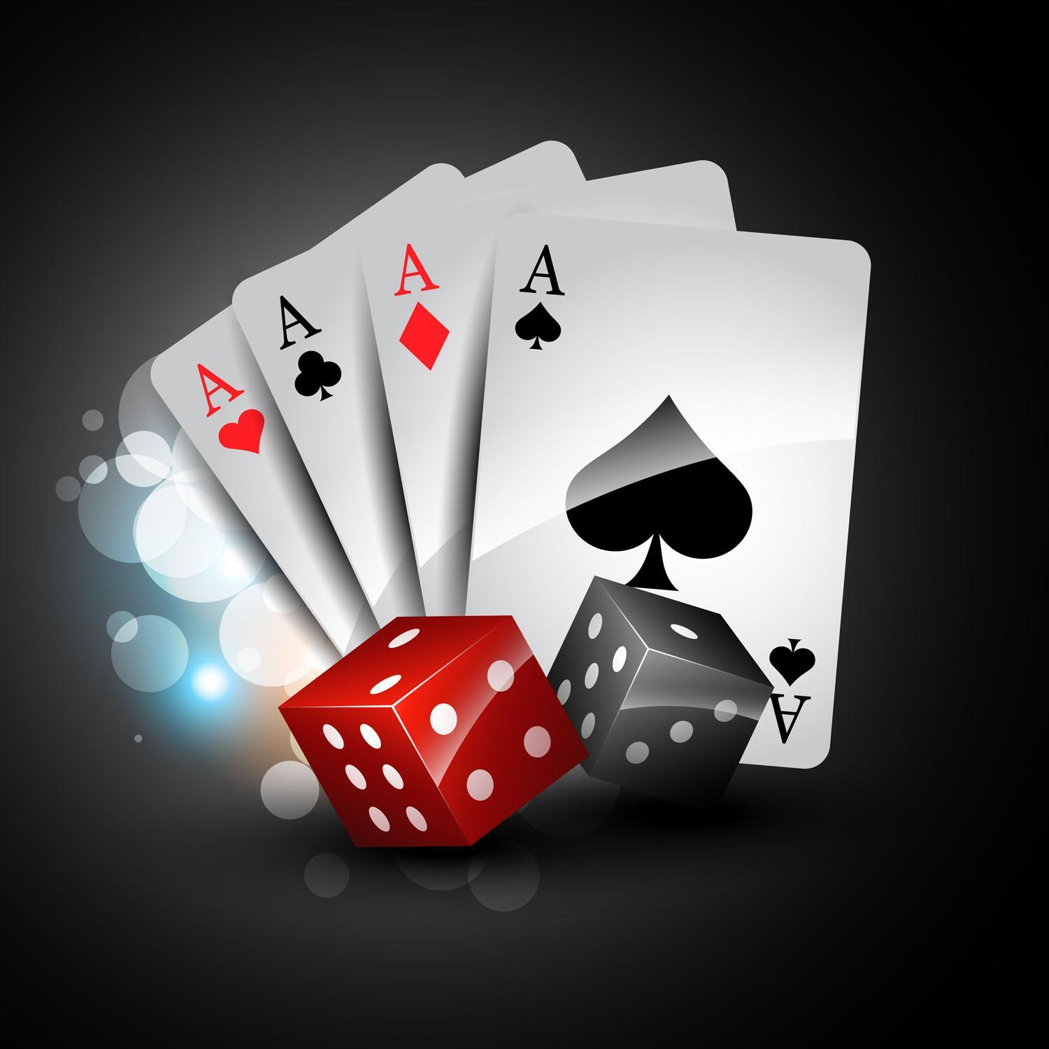 Poker Cards Wallpapers - Top Free Poker Cards Backgrounds - WallpaperAccess