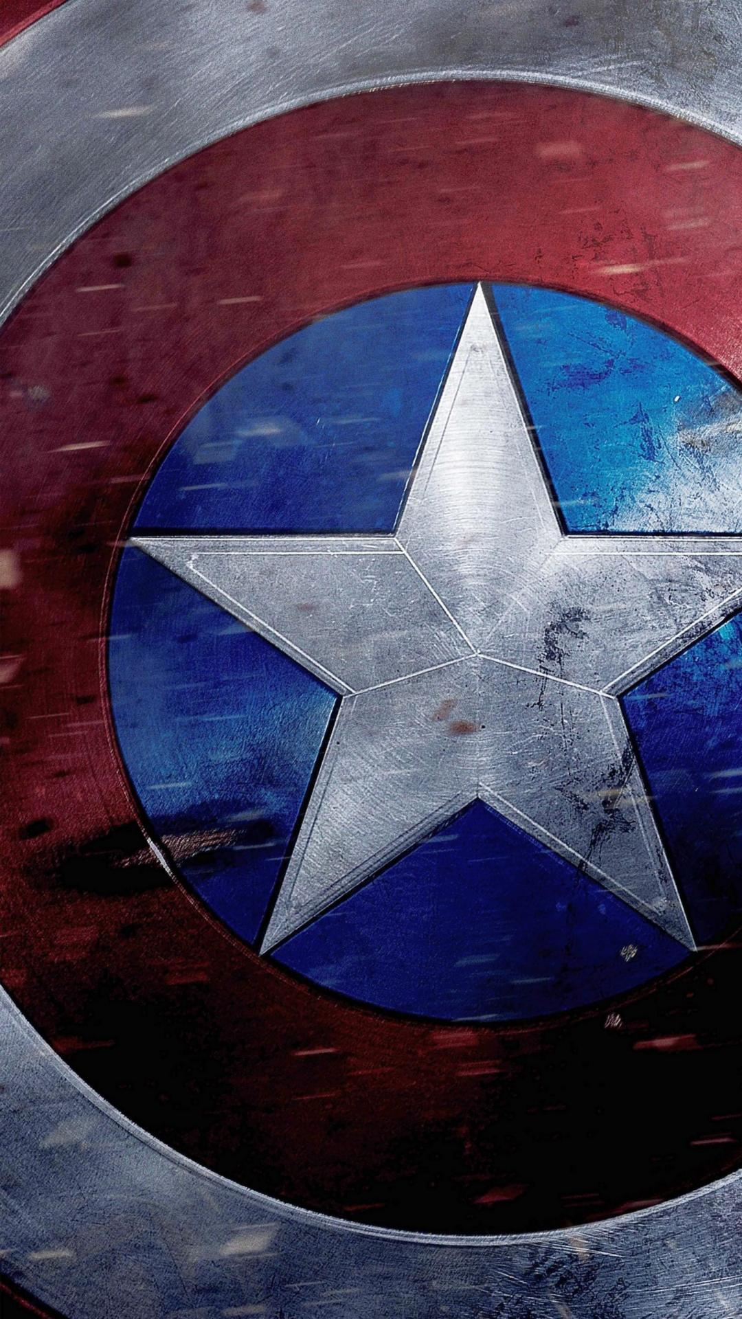 Captain America Logo Wallpapers Top Free Captain America Logo