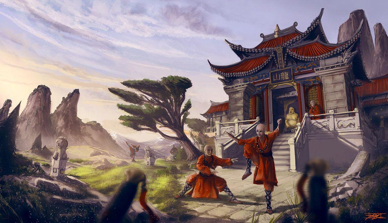 Shaolin Wallpaper